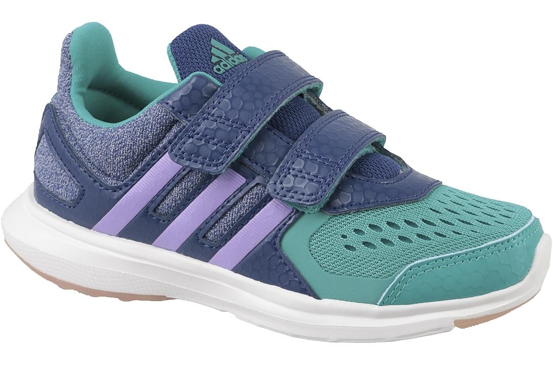 Adidas Hyperfast 2.0 CF K AF4496 Enfant mixte Chaussures de running Bleu