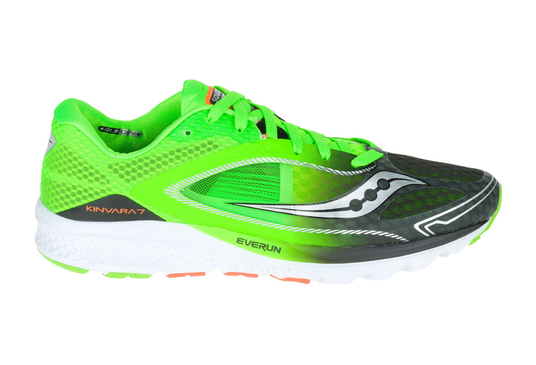 saucony shoes kinvara 7 green black alltricks