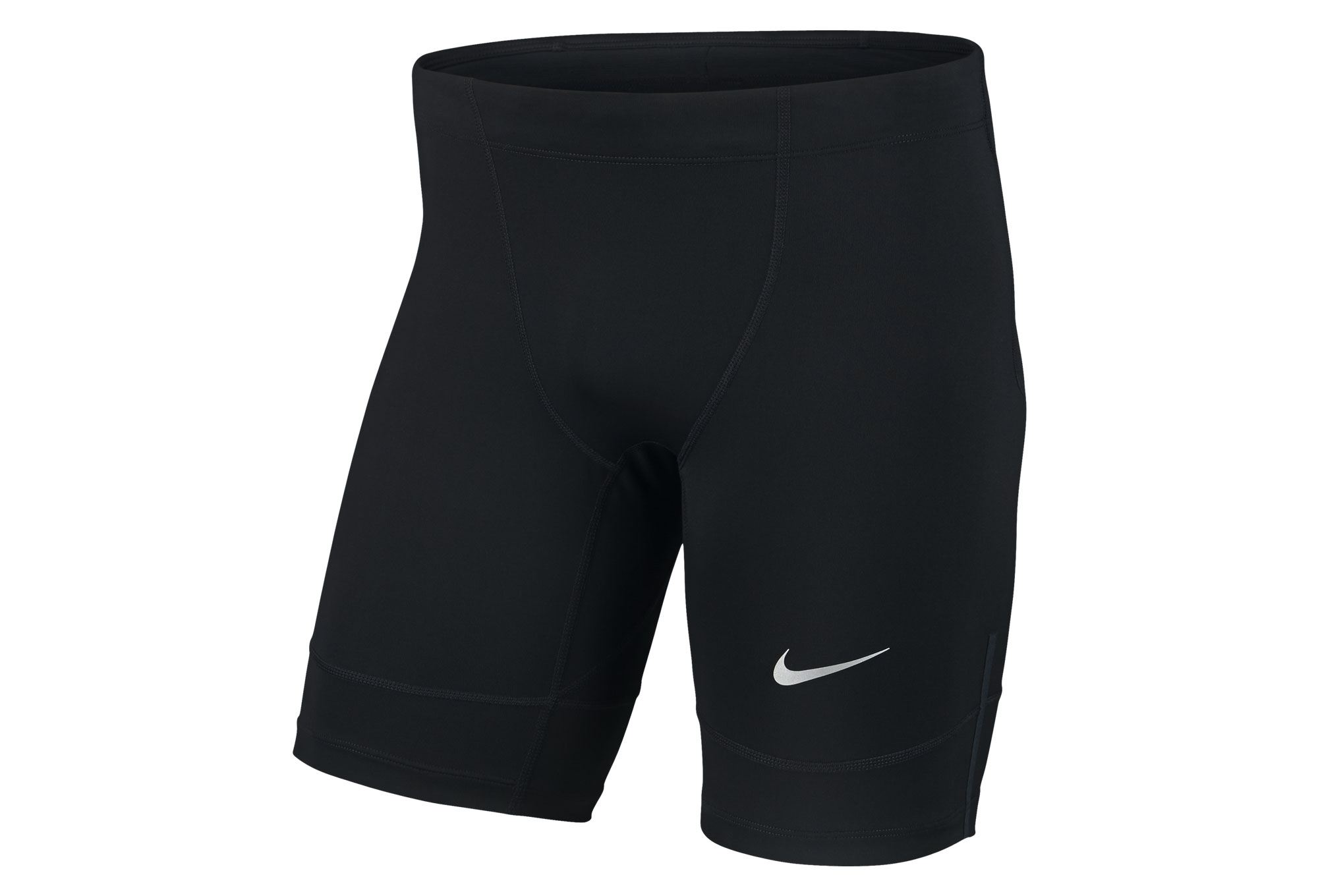 9c1015fd5b3ff NIKE POWER TECH Men Half Tight Black | Alltricks.com