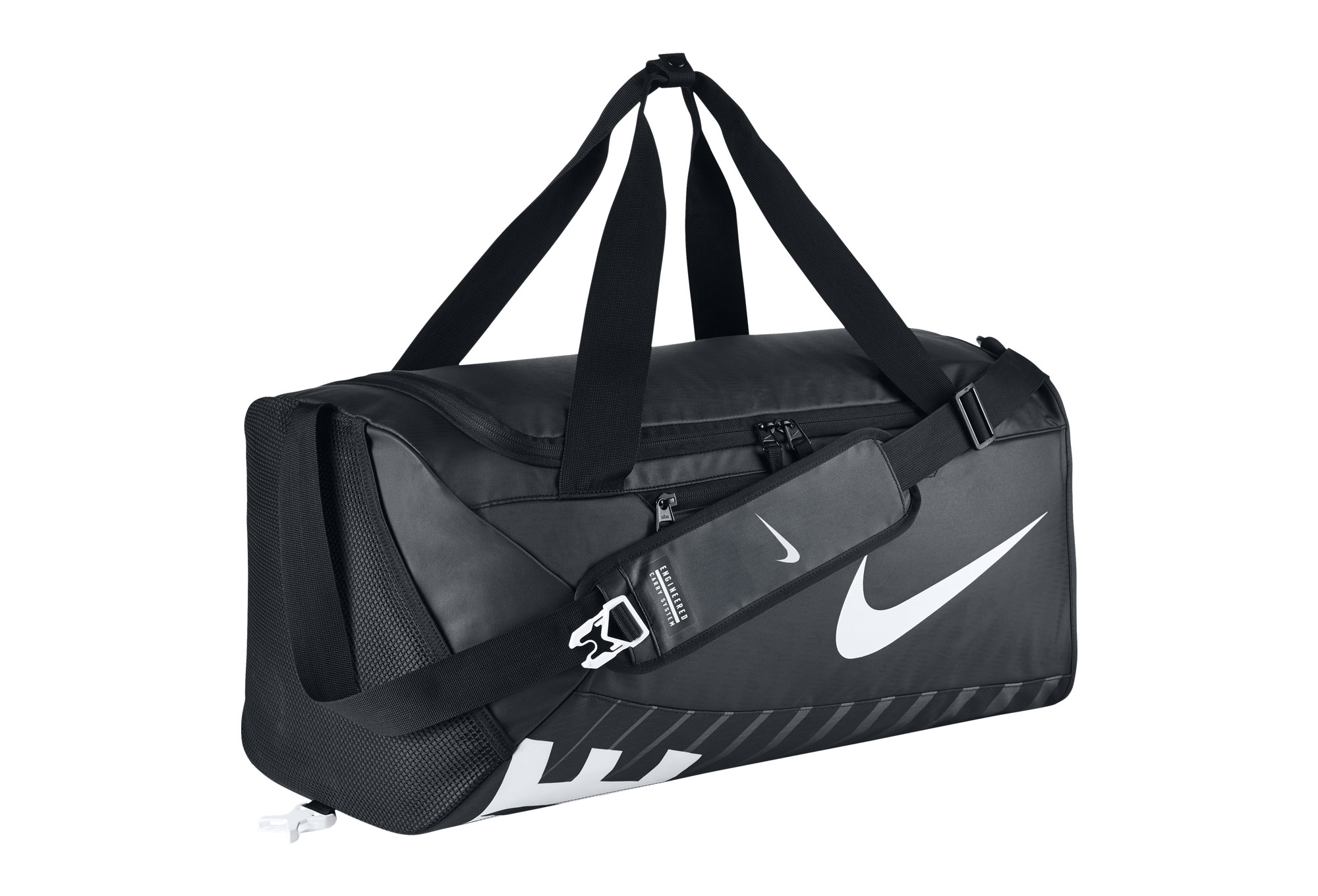 Alpha Sac Cross Body Blanc Noir Sport De Nike Adapt j5R43ALq