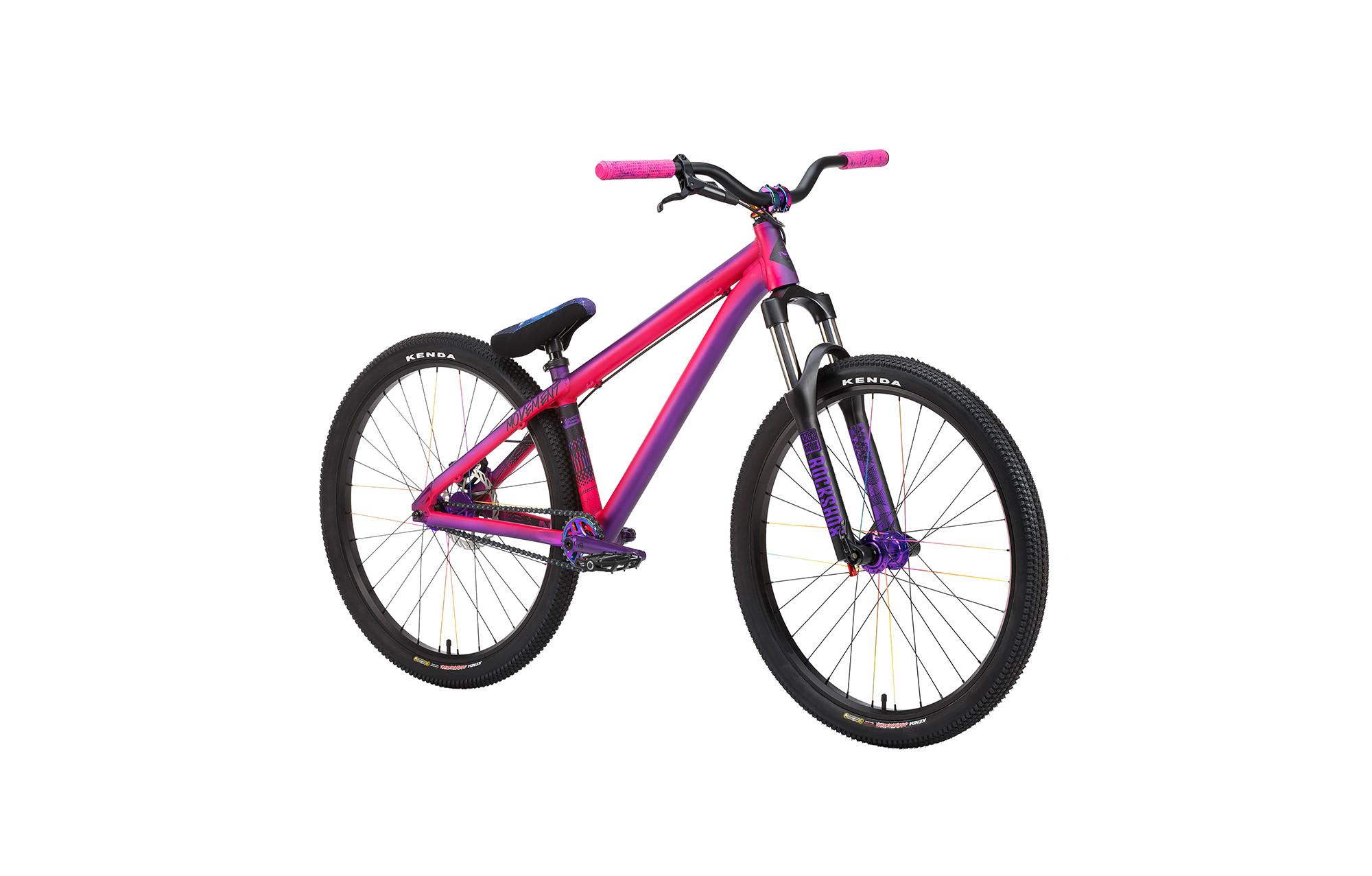 NS BIKES Complet bike 26\'\' MOVEMENT 1 - 2016 | Alltricks.com