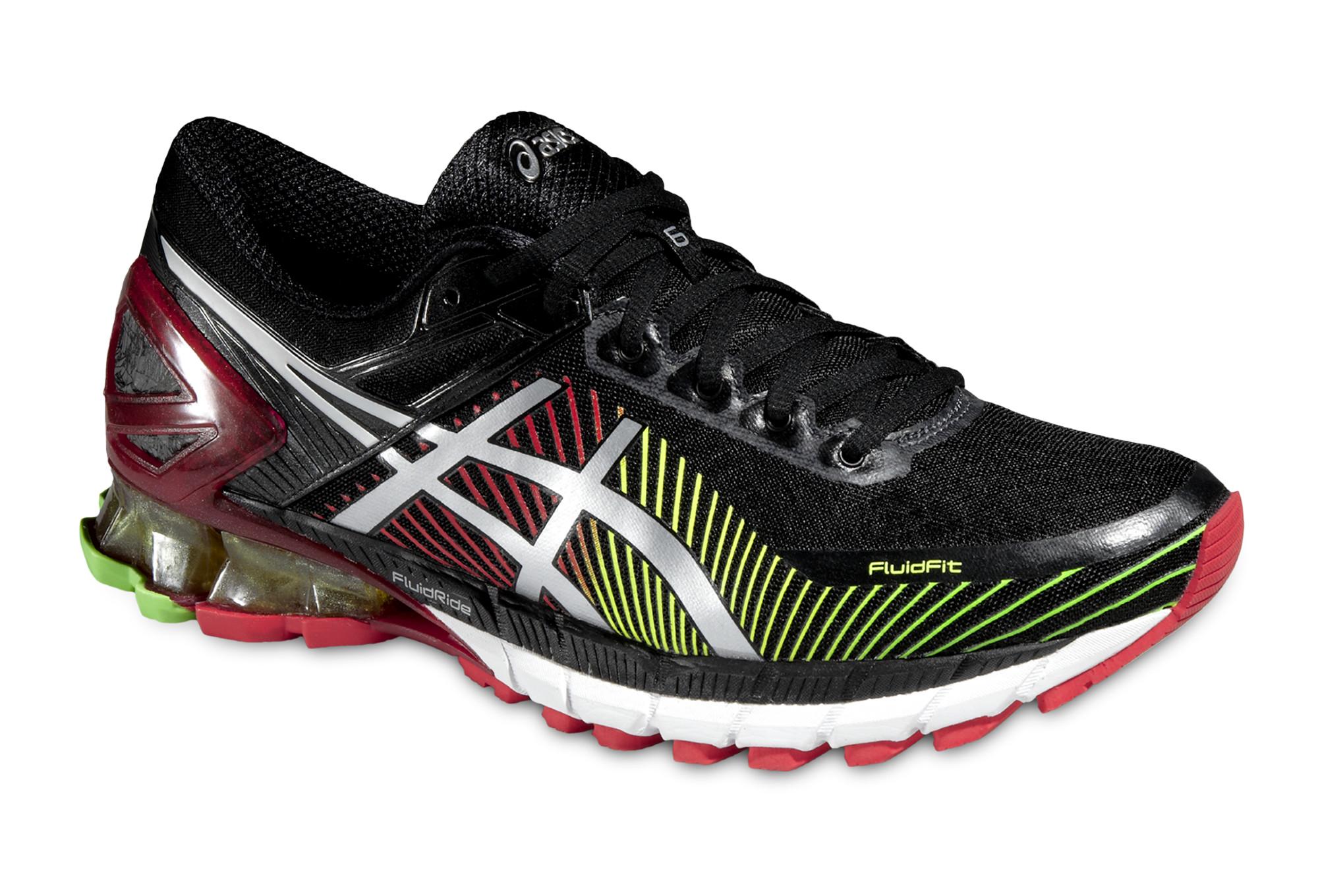 chaussures de running asics gel kinsei 6 n c. Black Bedroom Furniture Sets. Home Design Ideas