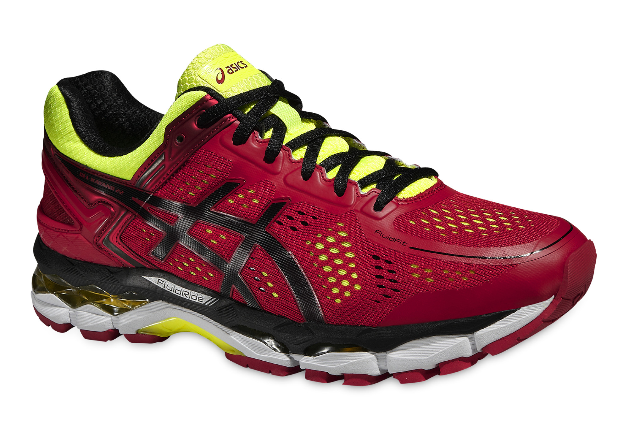 asics gel kayano 22 rouge