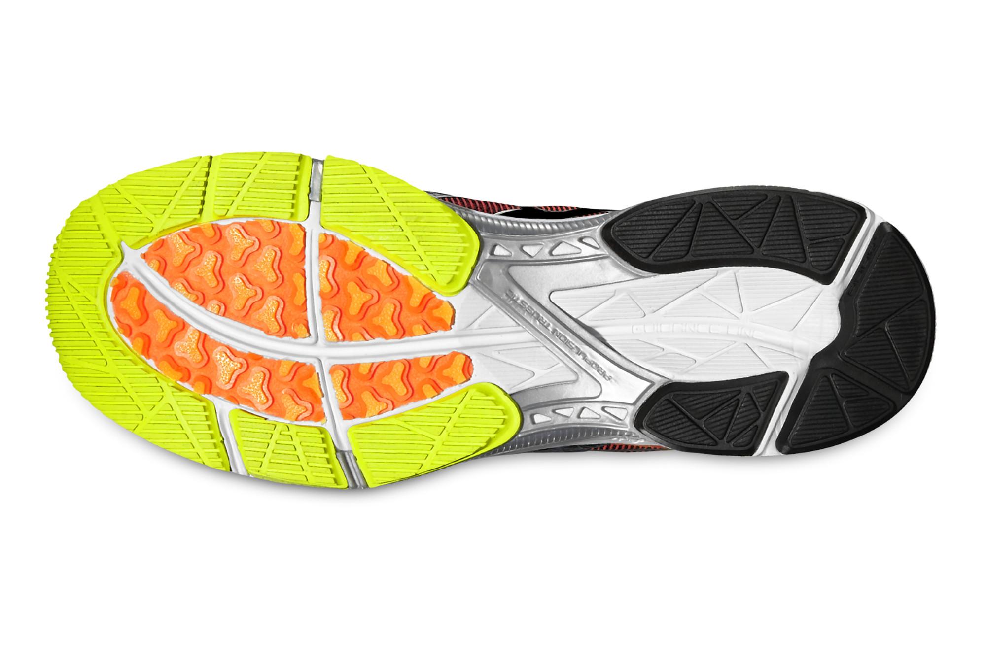 chaussures running homme asics gel ds trainer 21 jaune asics
