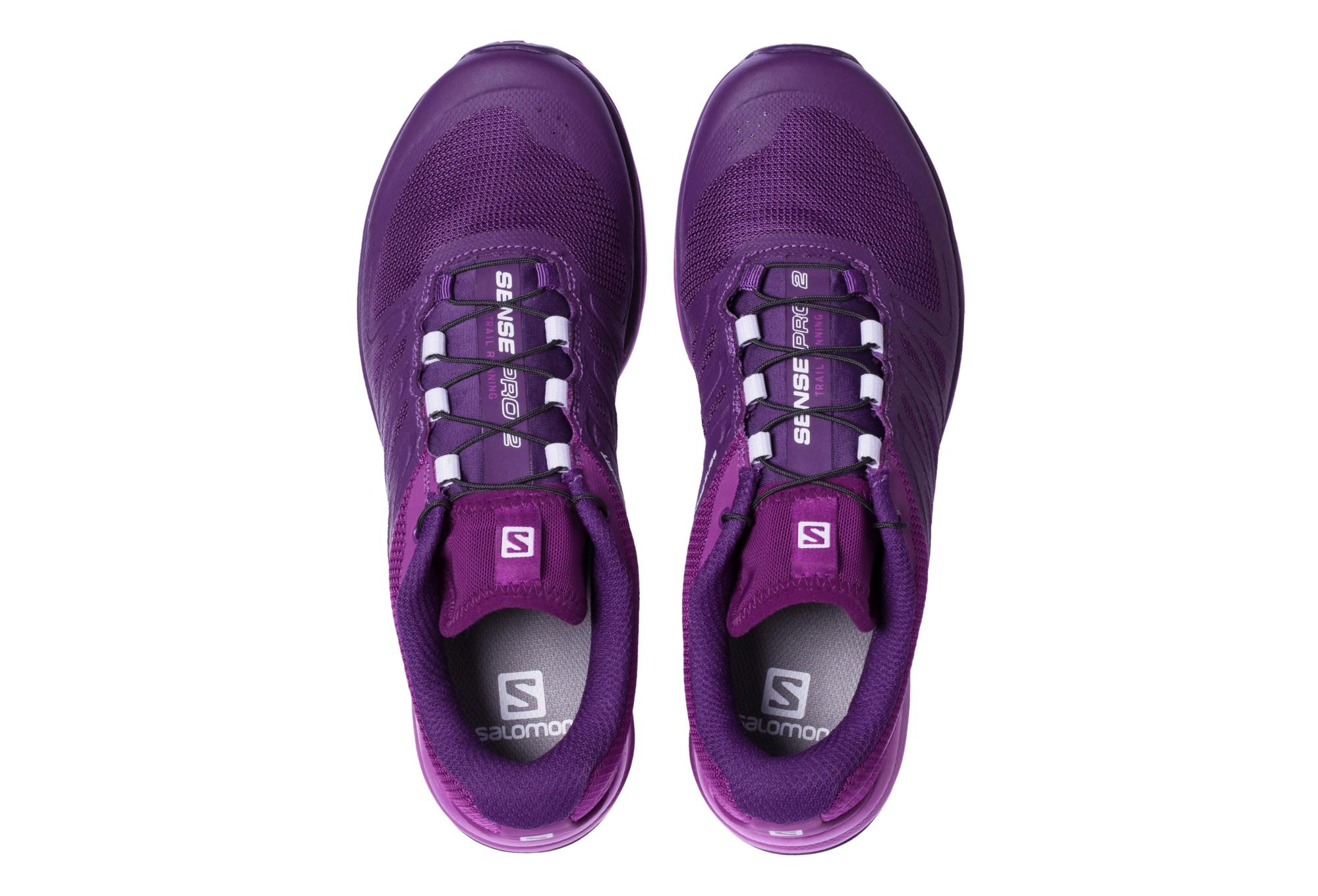 012882723e37 SALOMON Shoes SENSE PRO 2 COSMIC Purple Women