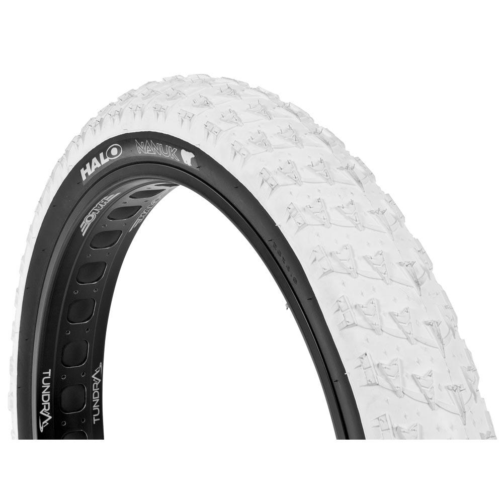 halo pneu fat bike nanuk 26x4 0 blanc. Black Bedroom Furniture Sets. Home Design Ideas