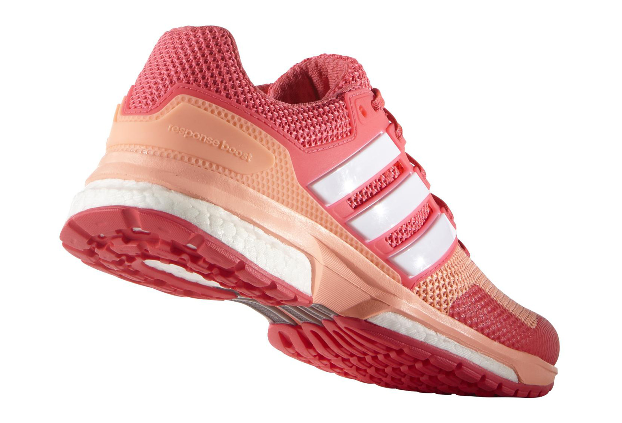 meilleure sélection b09c2 9b9b4 adidas RESPONSE BOOST 2 Pair of Shoes Pink Women