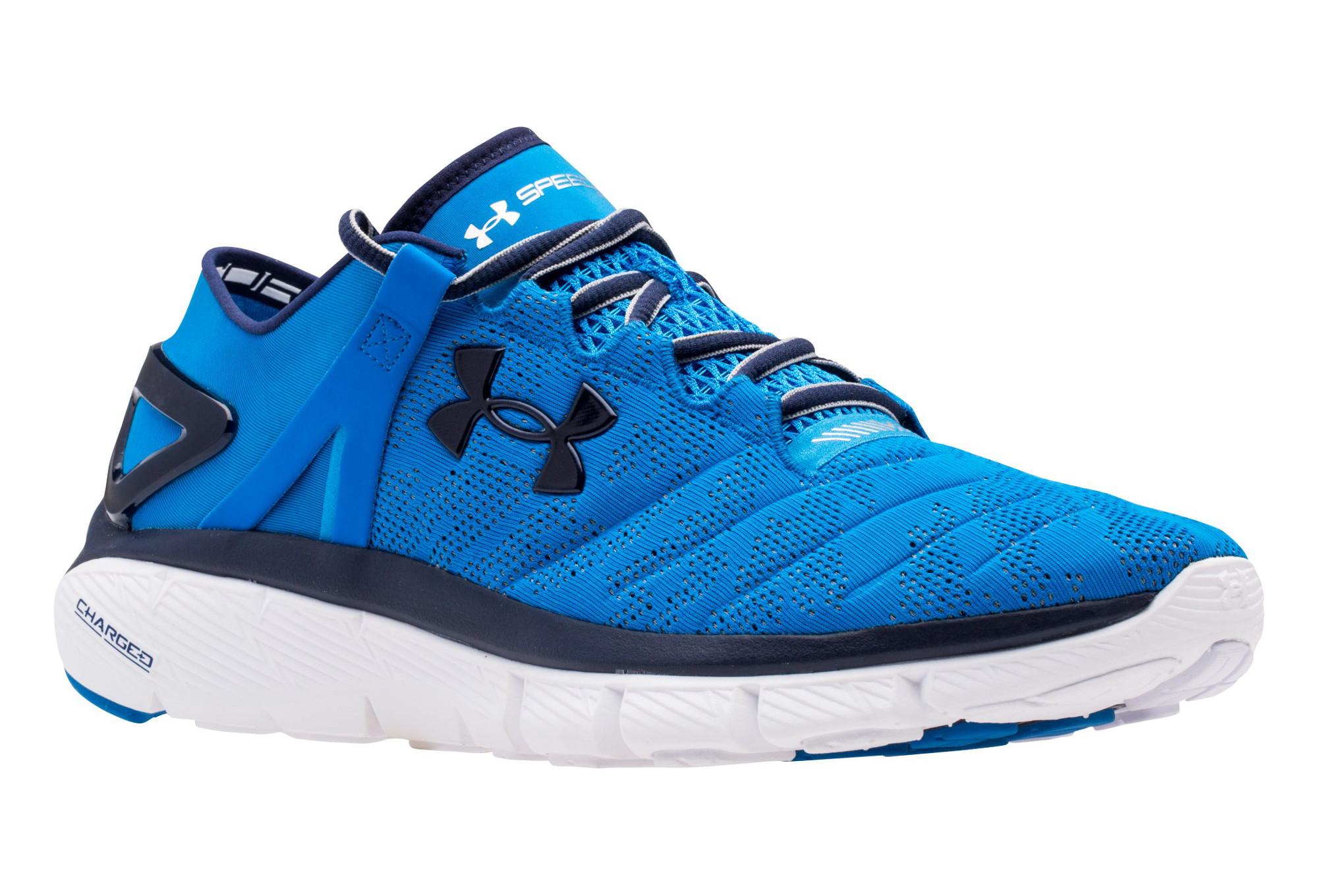 ongelooflijke prijzen schoonheid gratis verzending UNDER ARMOUR SPEEDFORM FORTIS VENT Pair of Shoes Blue