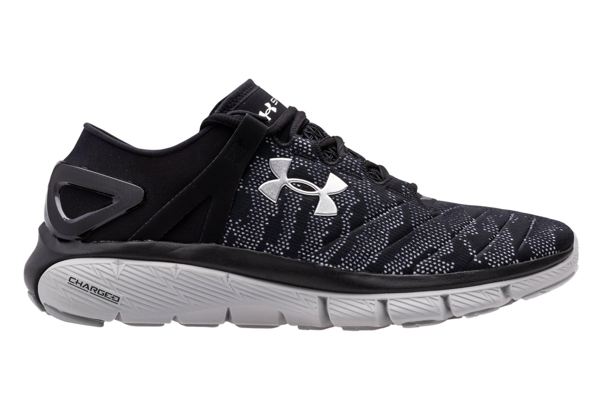 under armour speedform fortis vent pair of shoes black. Black Bedroom Furniture Sets. Home Design Ideas