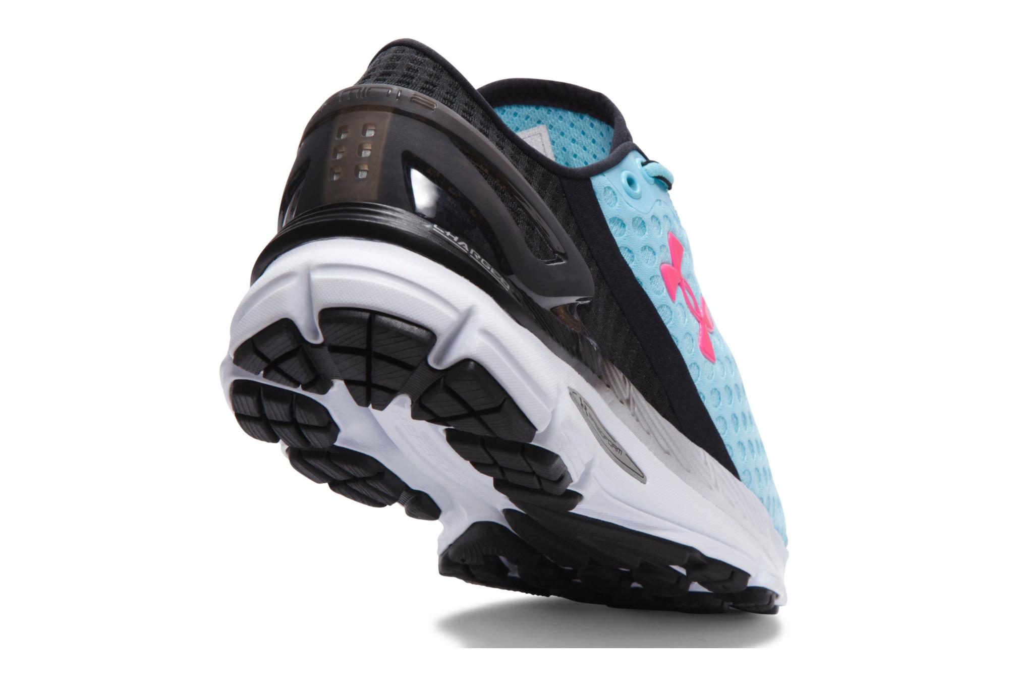 super popular 38999 108c5 UNDER ARMOUR SPEEDFORM GEMINI 2 Pair of Shoes Blue Black Women