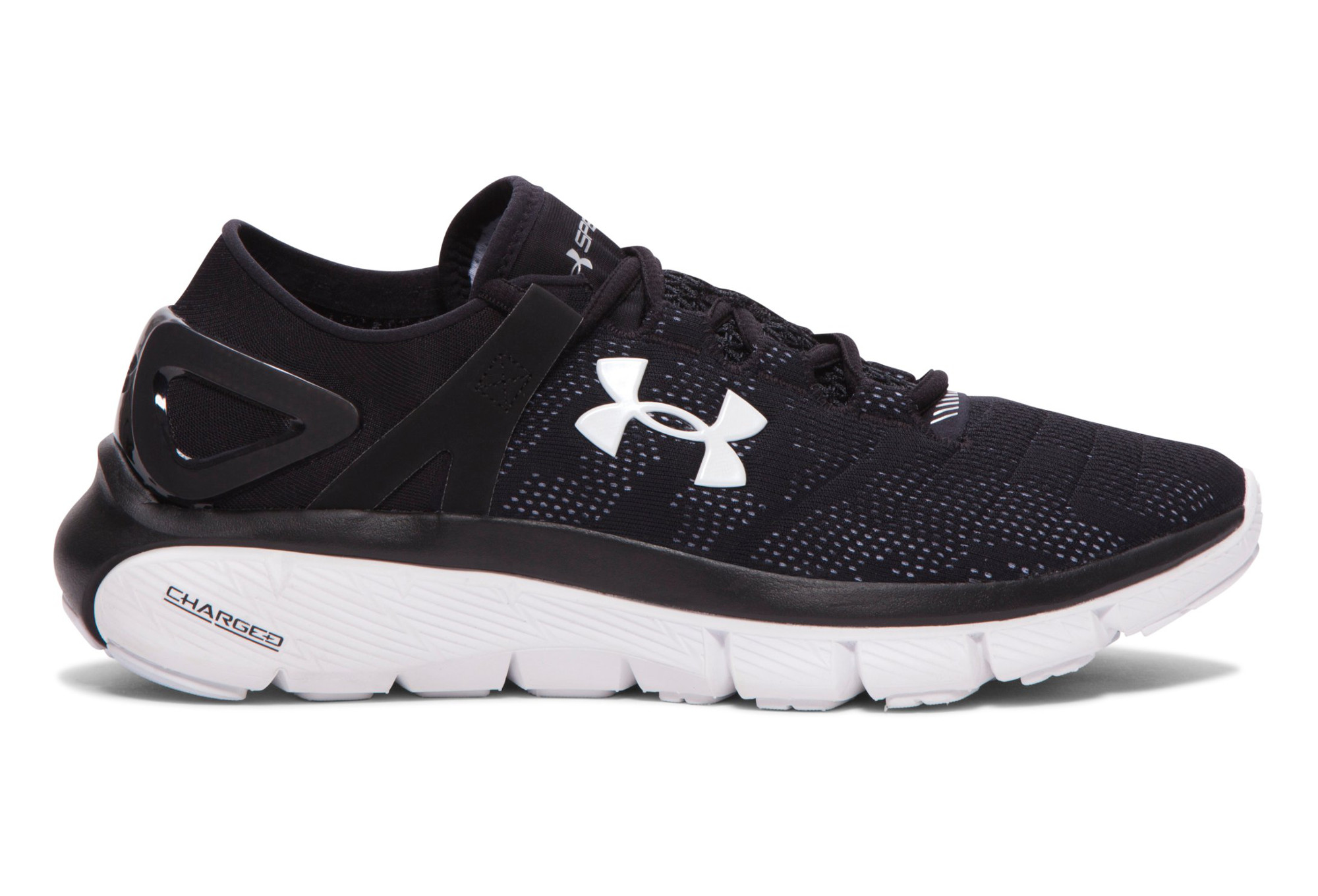 UNDER ARMOUR SPEEDFORM FORTIS VENT Pair of Shoes Black Women ... 9b4d429a8f