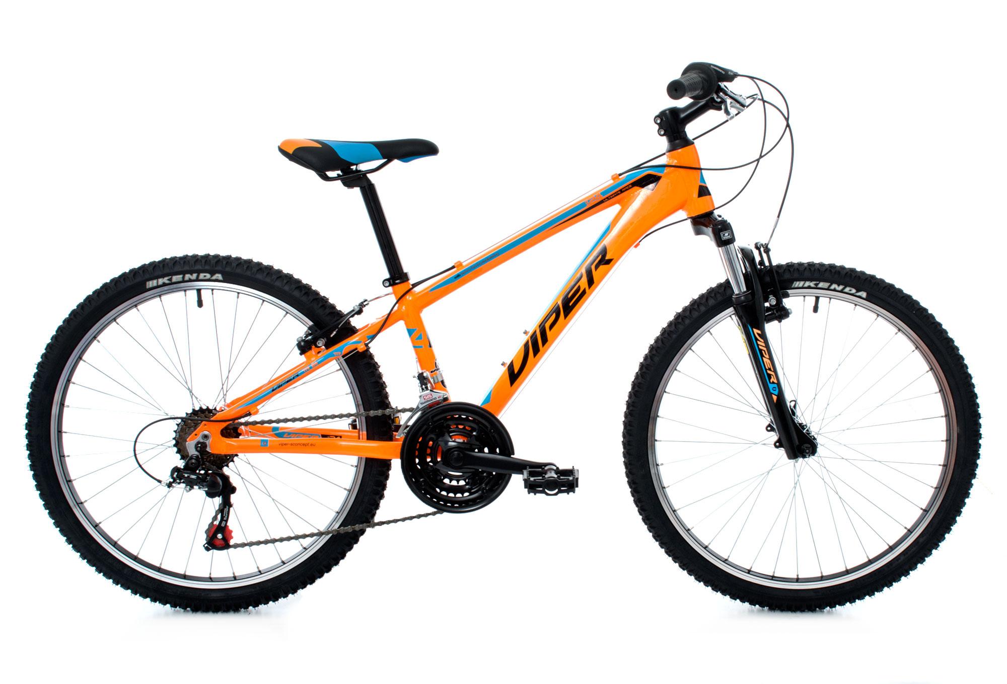 Viper Complete Kid Bike Tr24 Orange Alltricks Com