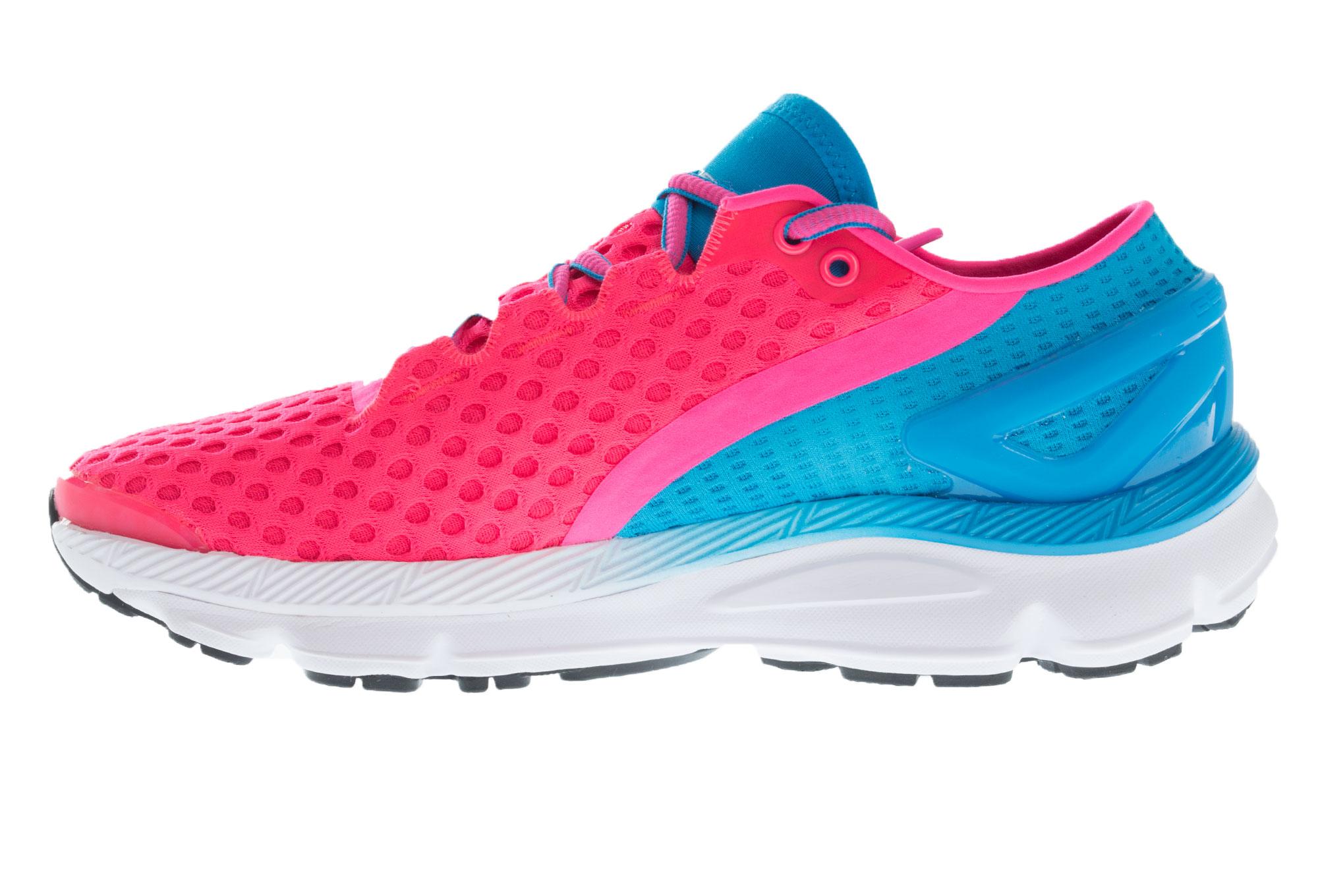 newest 4916e 2cc3c UNDER ARMOUR SPEEDFORM GEMINI 2 Pair of Shoes Pink Blue Women