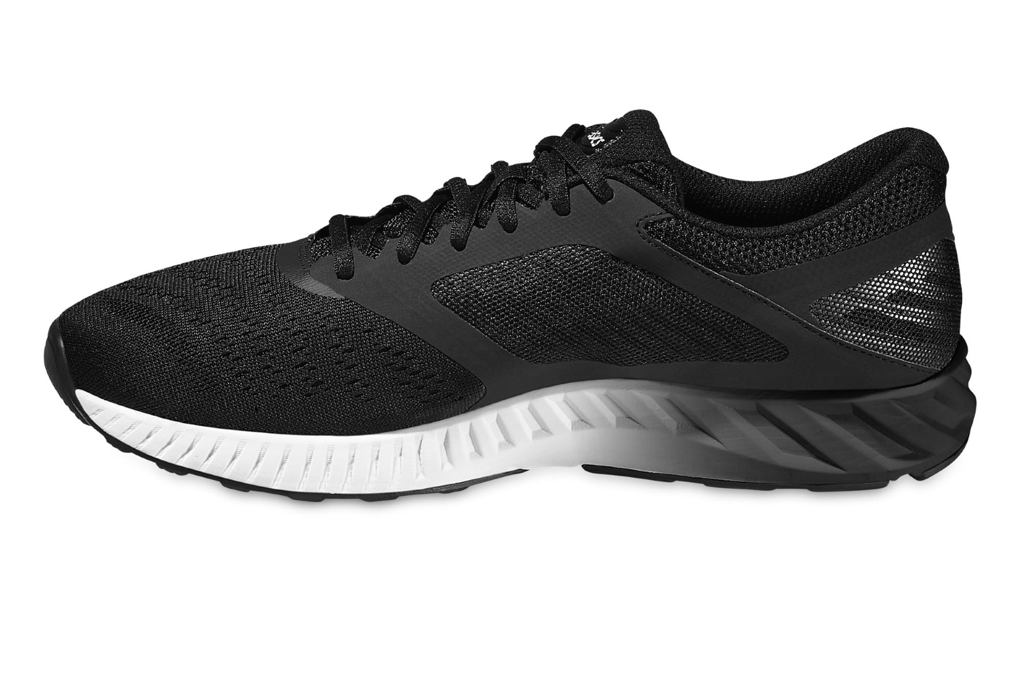 Noir Chaussures Lyte Fuzex Asics De Blanc Running gnUqpFwf