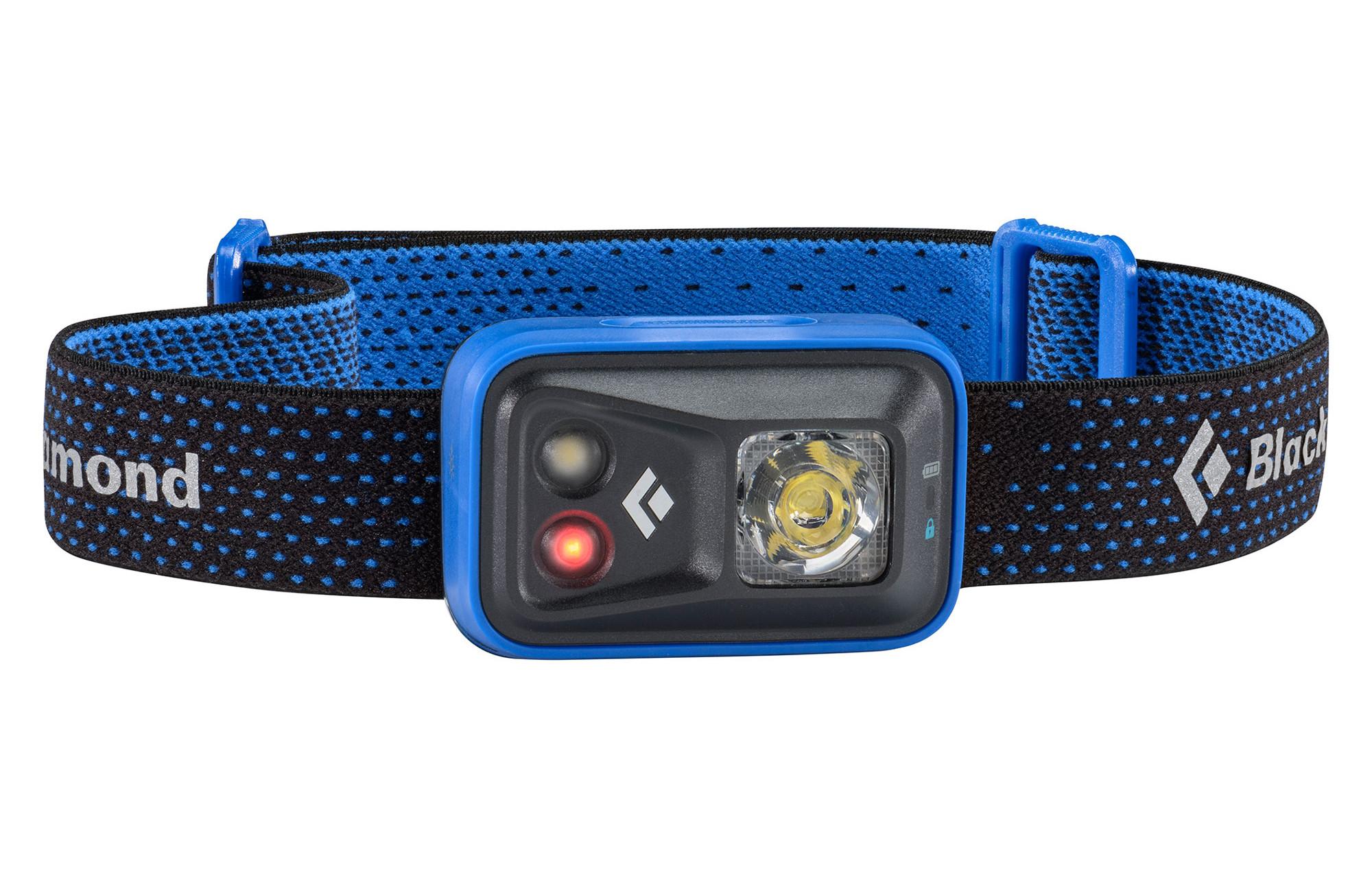 black le frontale spot 200 lumens bleu alltricks fr