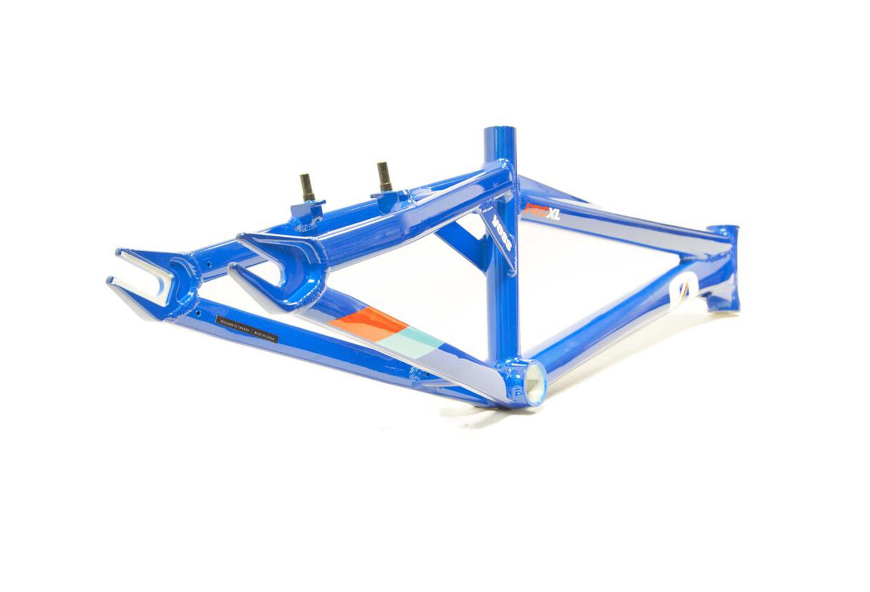 Yess Bmx Frame Type 0 Blue Alltricks Com