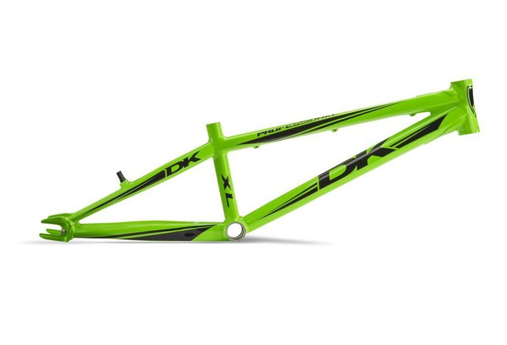 DK Professional V2 Frame Neon Green | Alltricks.com