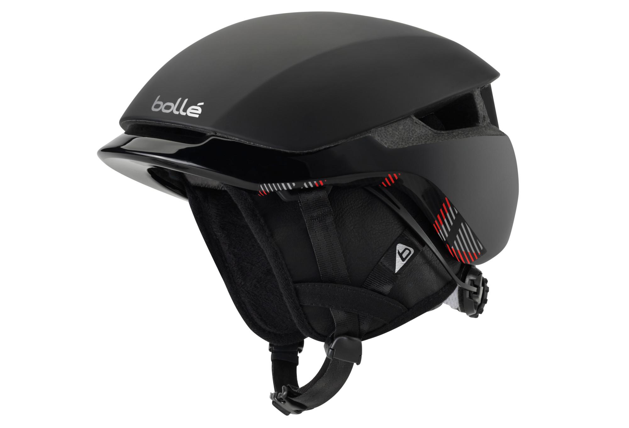 Casque Cyclisme - Messenger Premium - Noir XBaflco