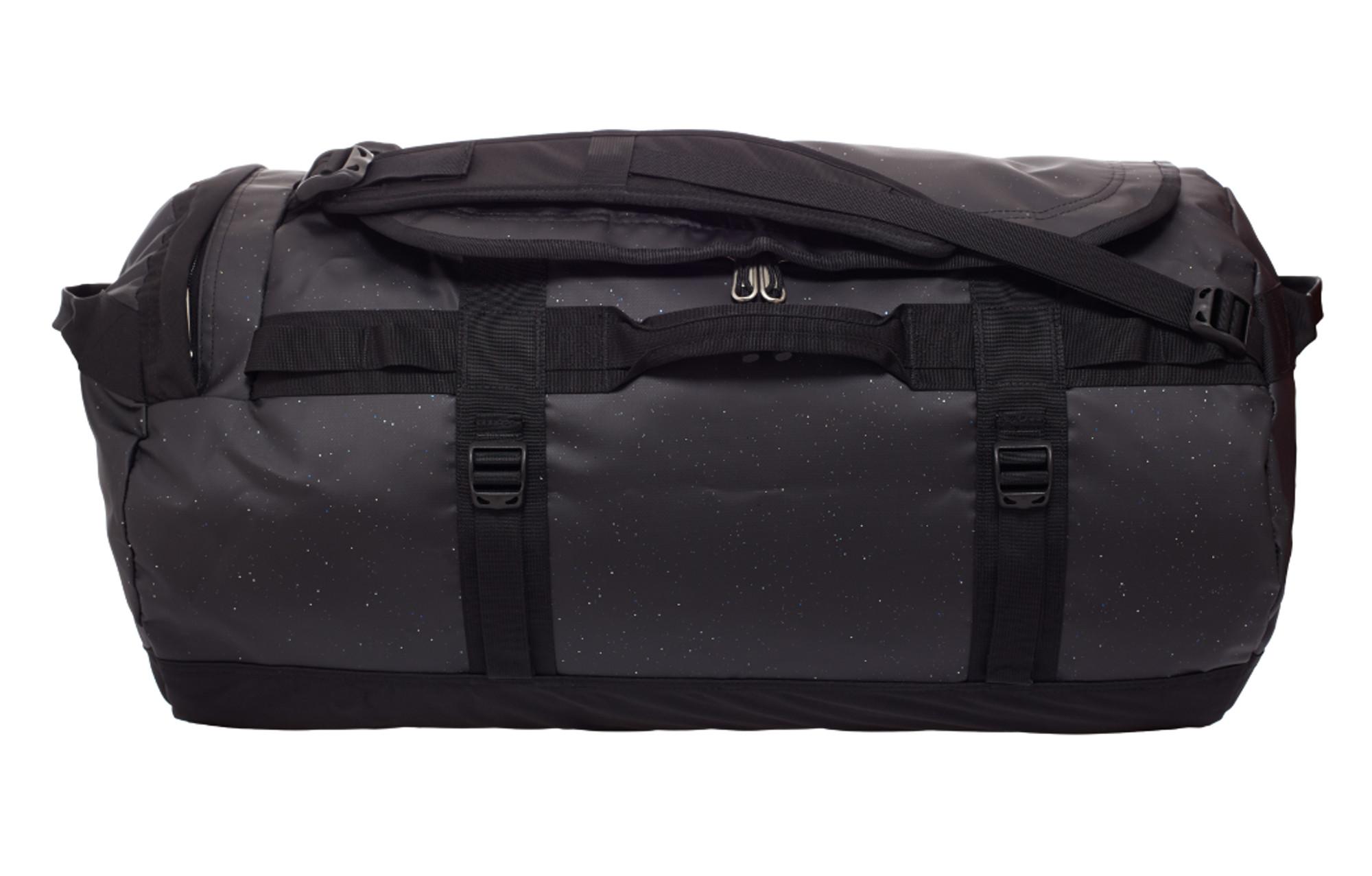 the north face bag base camp duffel black size m. Black Bedroom Furniture Sets. Home Design Ideas
