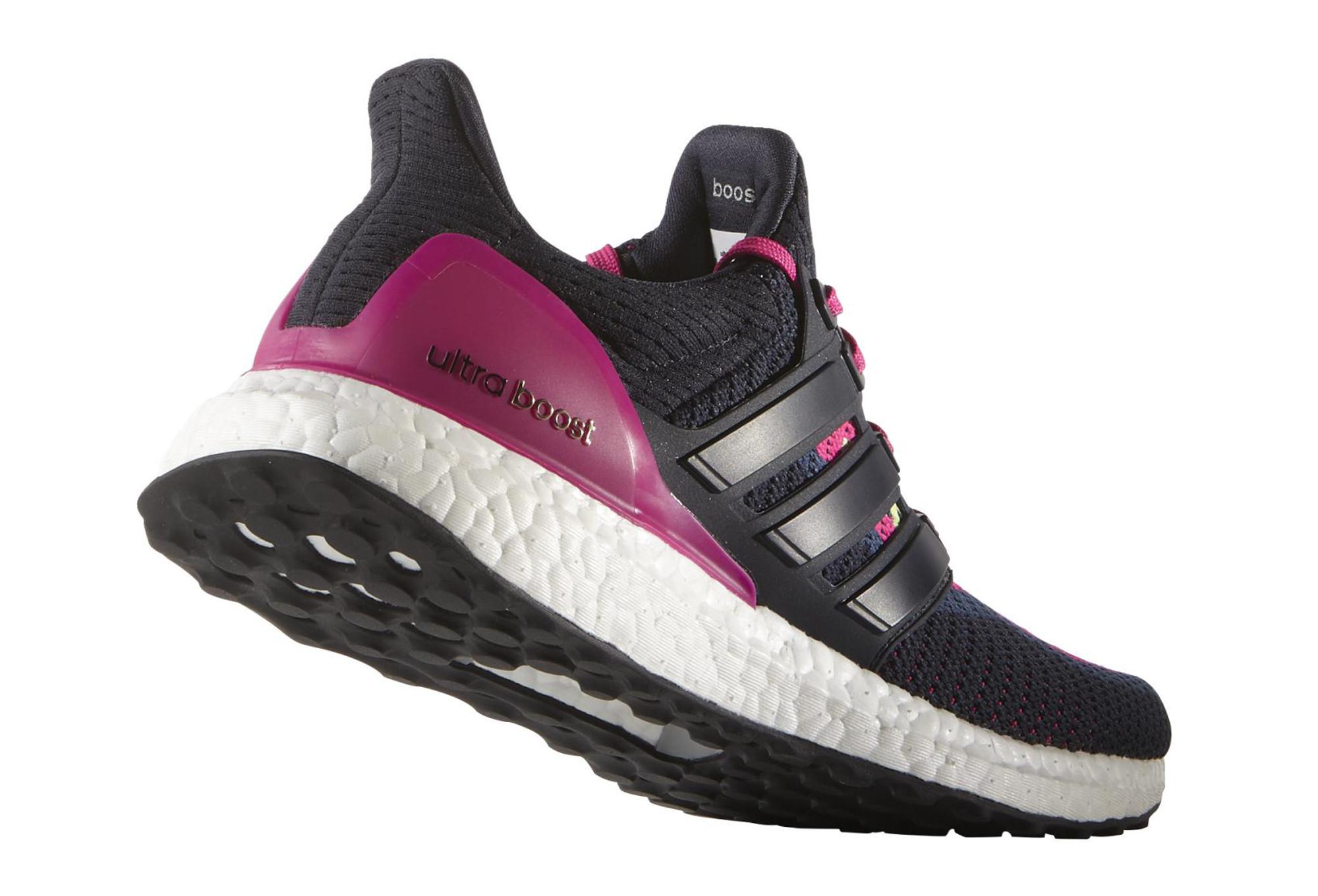 bd4dcf8e3 ... ADIDAS ULTRA BOOST Pair of Shoes Blue Purple Women ...