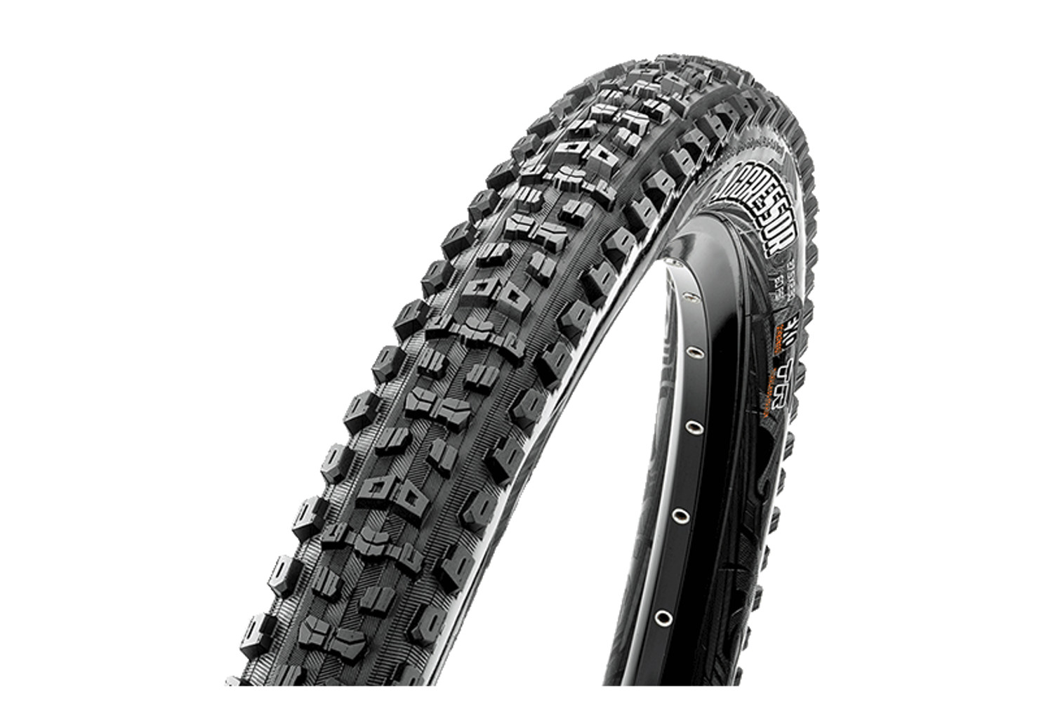 maxxis pneu aggressor 27 5 exo protection dual tubeless. Black Bedroom Furniture Sets. Home Design Ideas