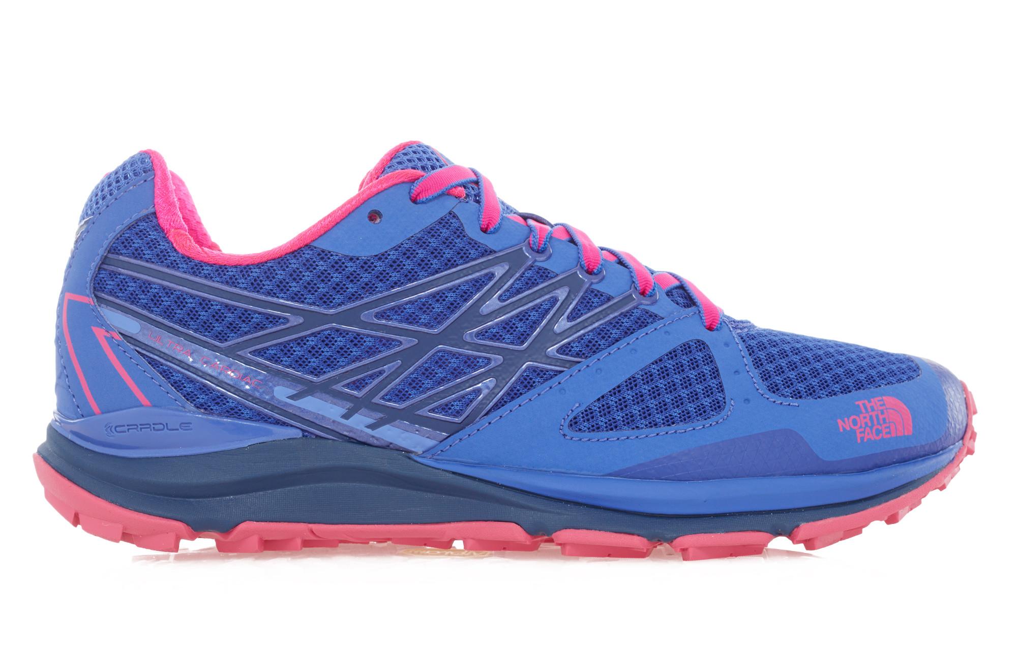 Shoes ULTRA CARDIAC Blue Pink Women