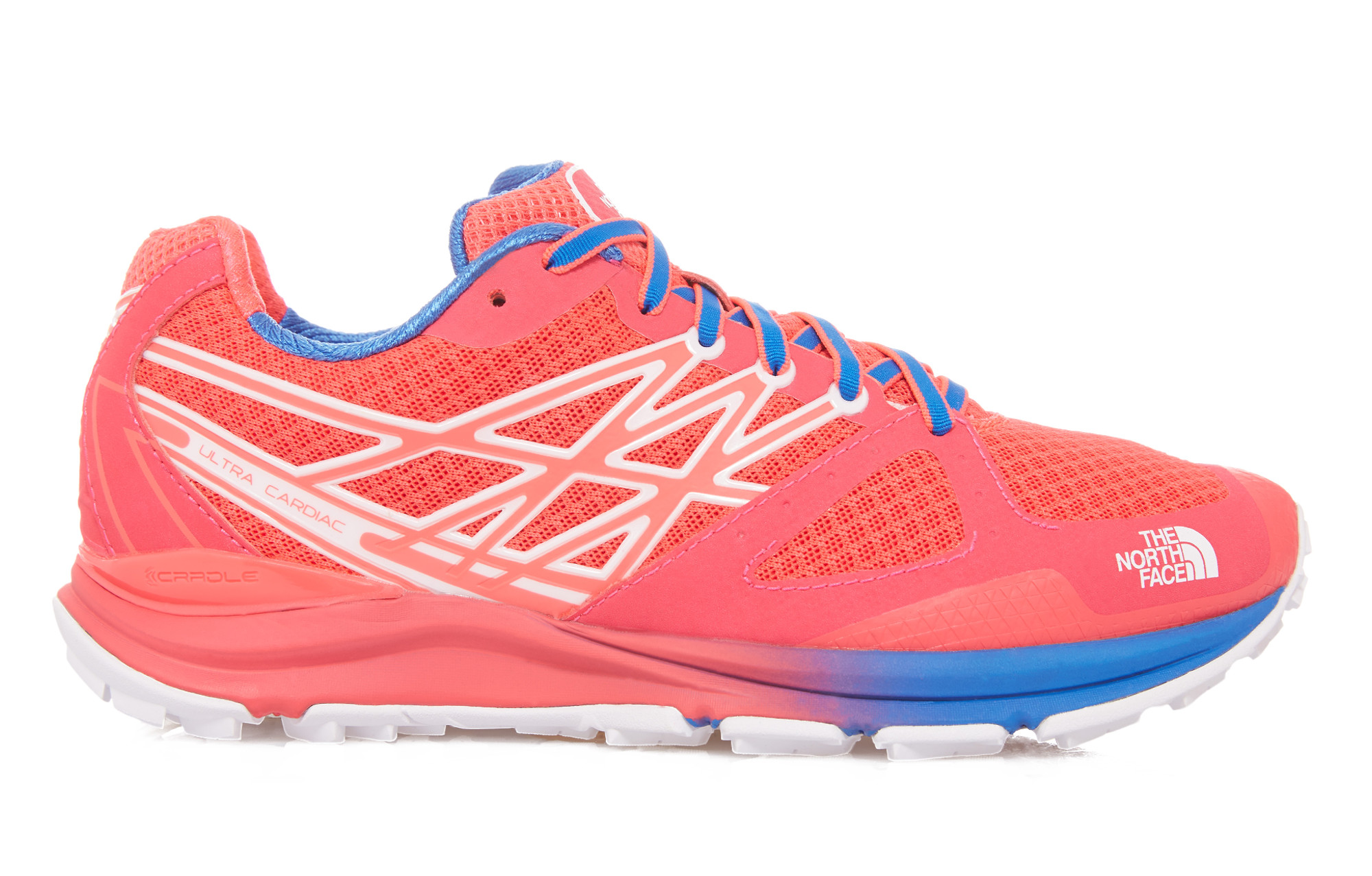 ac1ff297c THE NORTH FACE Shoes ULTRA CARDIAC Pink Women