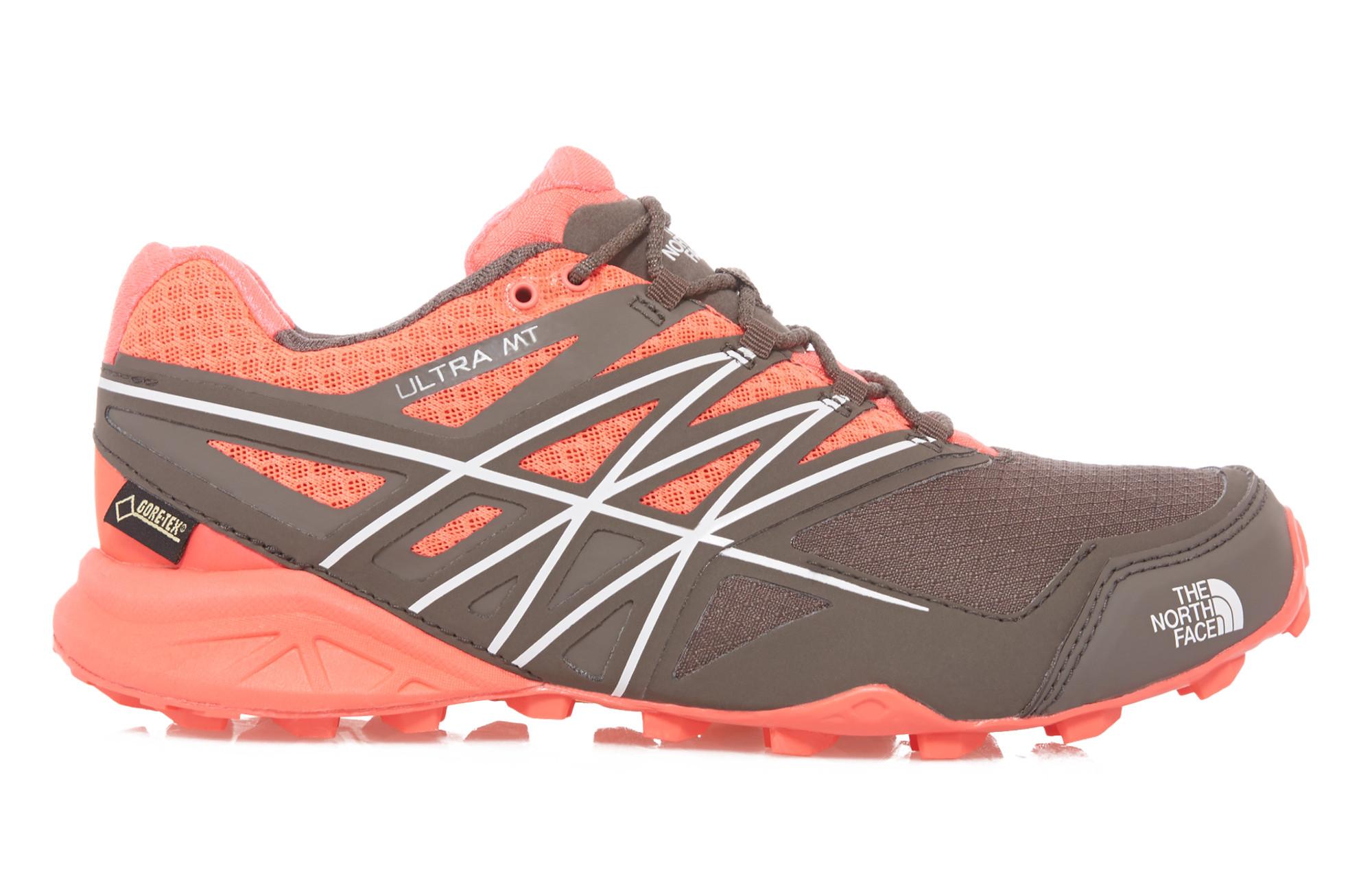 The North Face Ultra MT Gtx Goretex Noir - Chaussures Chaussures-de-running Homme