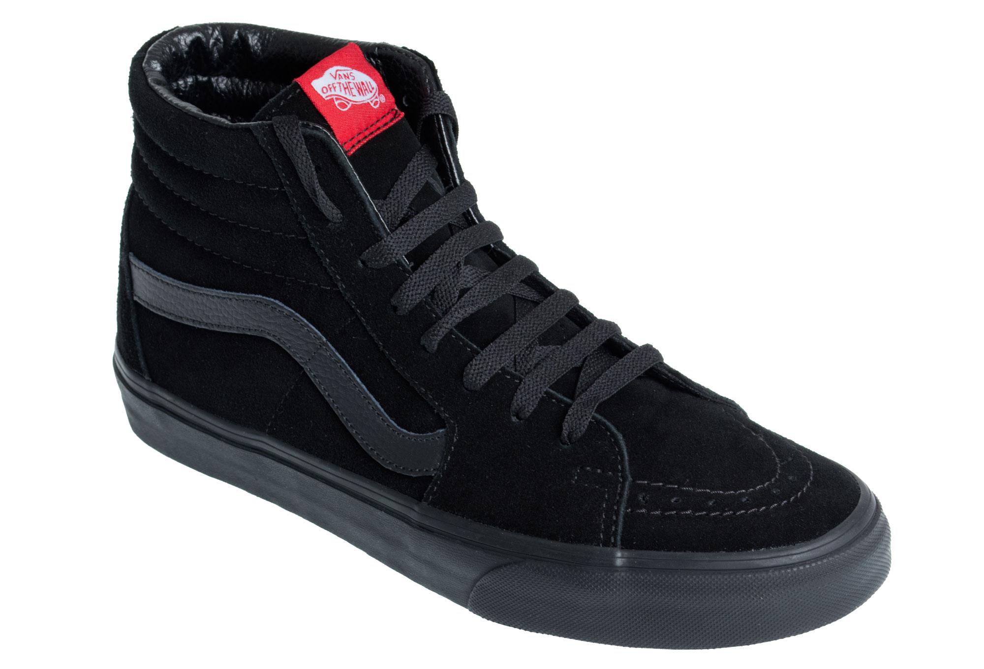 De Paire Hi Noir Vans Sk8 Chaussures vmwON8yn0