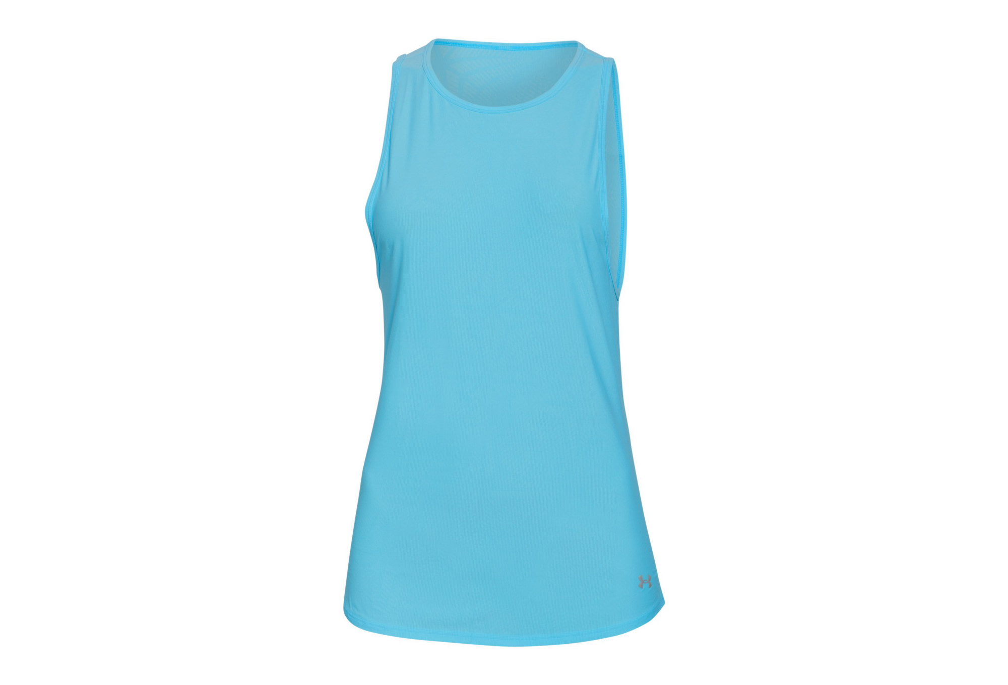 fed6f53f30 UNDER ARMOUR COOLSWITCH RUN Tank Top Light Blue Women