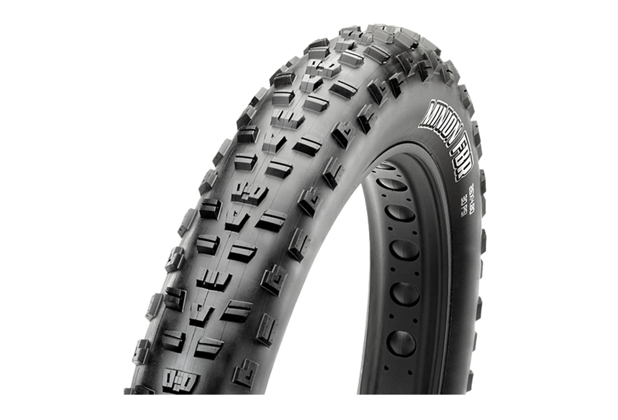 pneu fat bike maxxis minion fbr 26 exo tubeless ready souple tb72664000. Black Bedroom Furniture Sets. Home Design Ideas