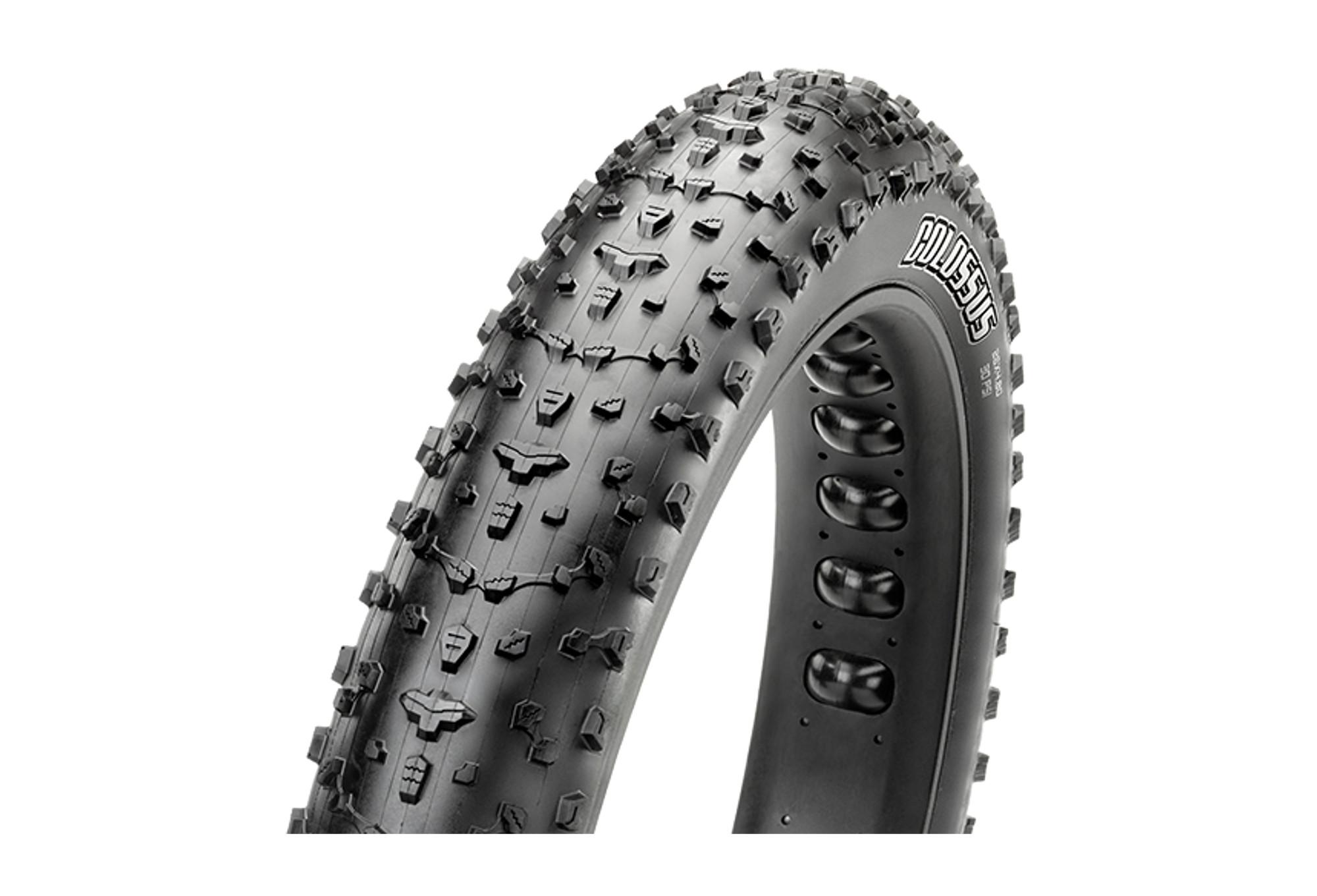pneu fat bike maxxis colossus 26 exo tubeless ready souple tb72660000. Black Bedroom Furniture Sets. Home Design Ideas