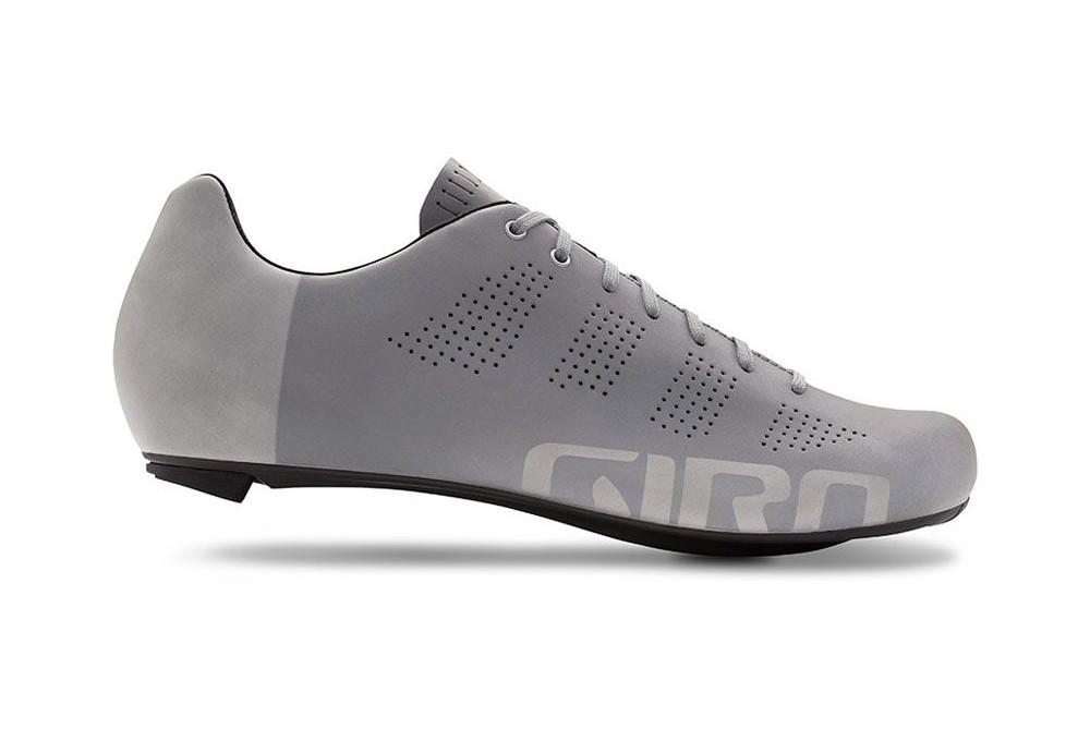 Rennrad Schuhe GIRO Empire ACC Silber