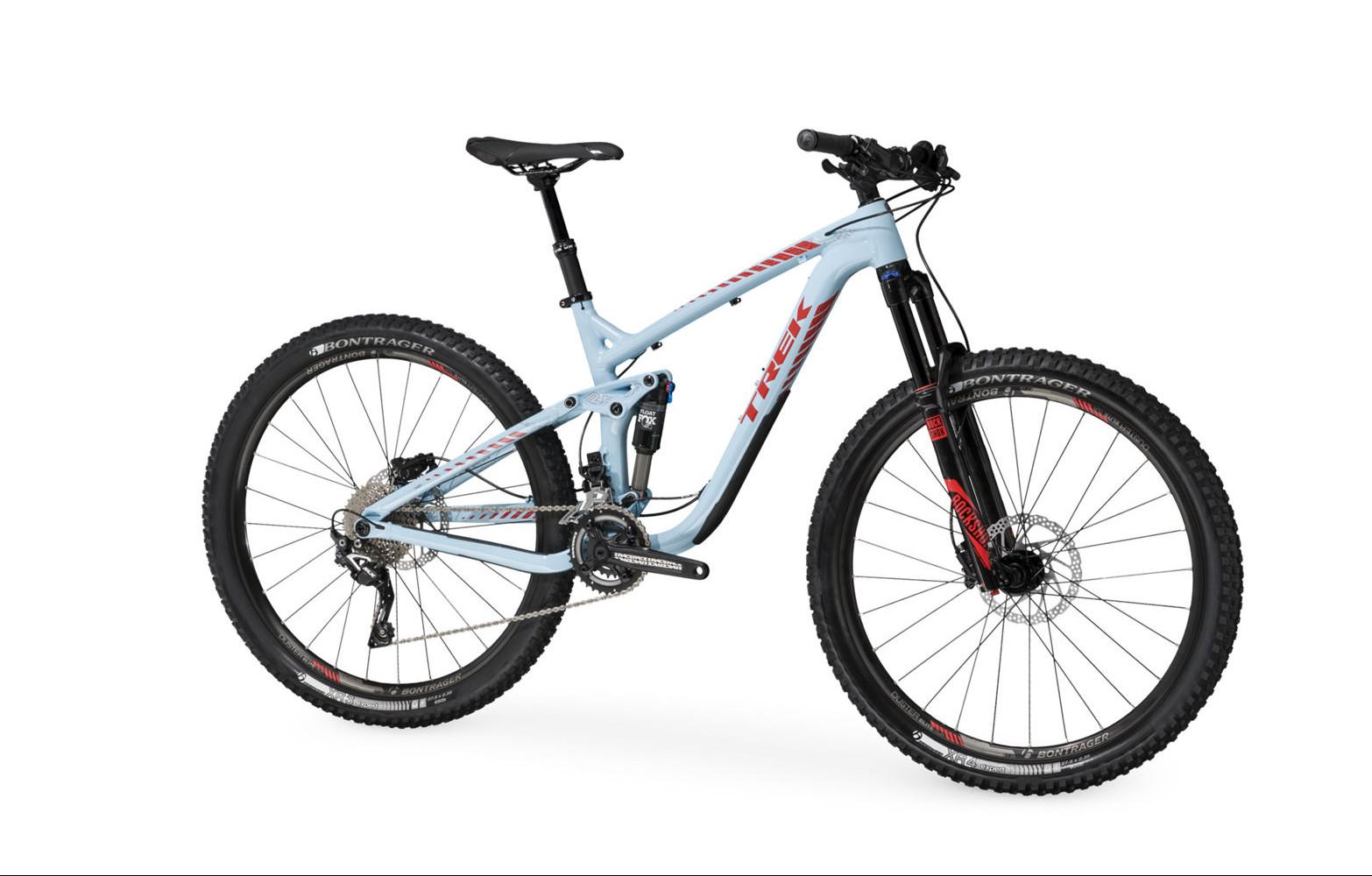 trek remedy 7 27 5 u0026 39  u0026 39  suspension bike
