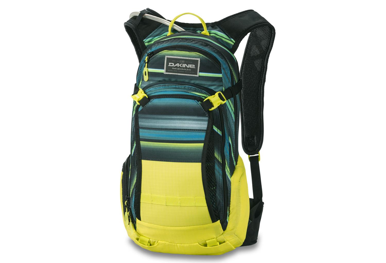 dakine backpack nomad 18l blue yellow. Black Bedroom Furniture Sets. Home Design Ideas