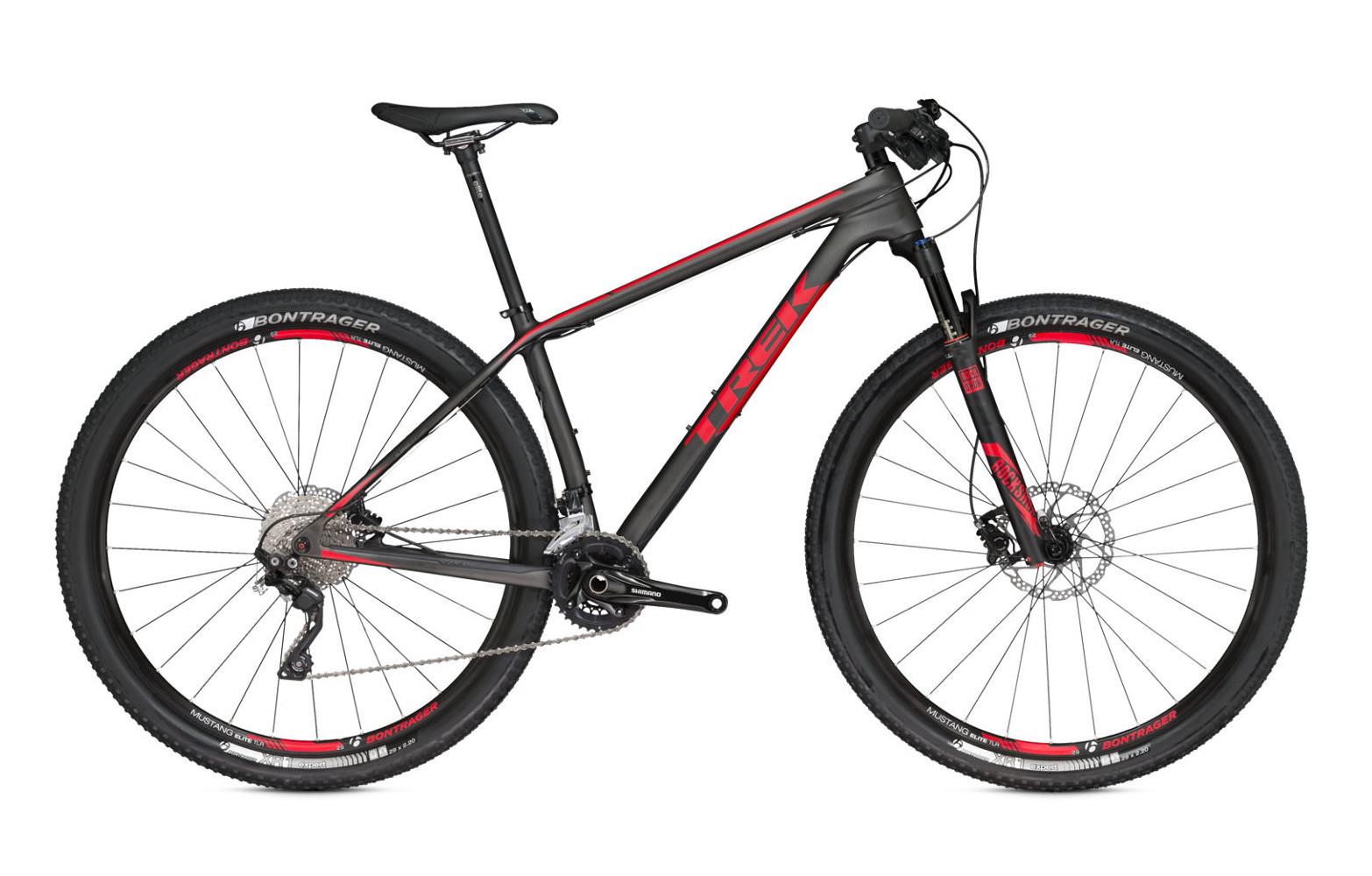 trek 2016 full bike 29 39 39 superfly 9 6 black red. Black Bedroom Furniture Sets. Home Design Ideas