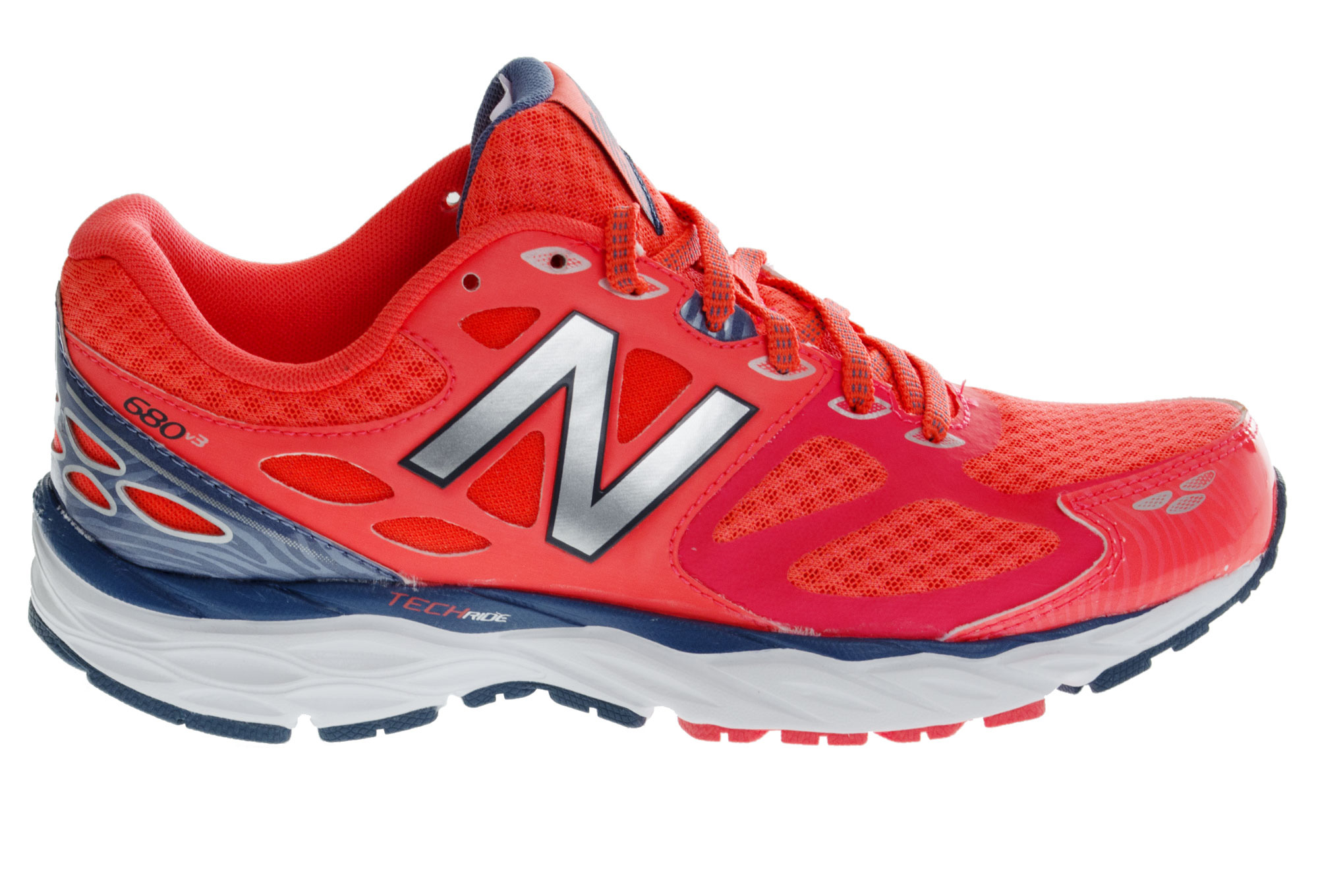 Nx904083F New Balance W680v3 Orange Womens Running Shoes