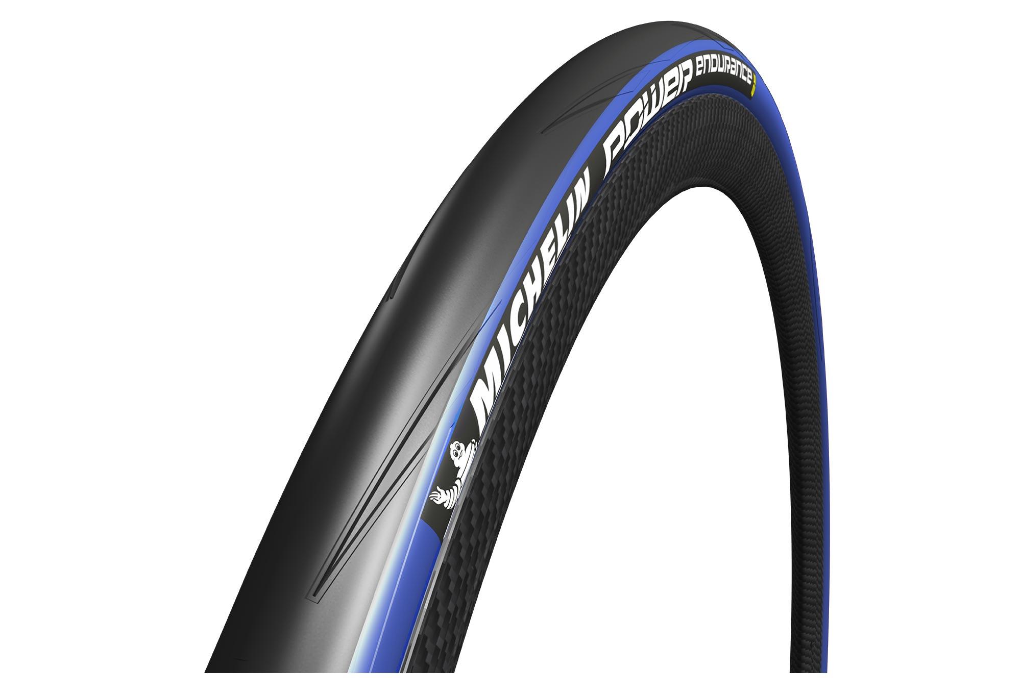 michelin power endurance road tyre folding blue. Black Bedroom Furniture Sets. Home Design Ideas