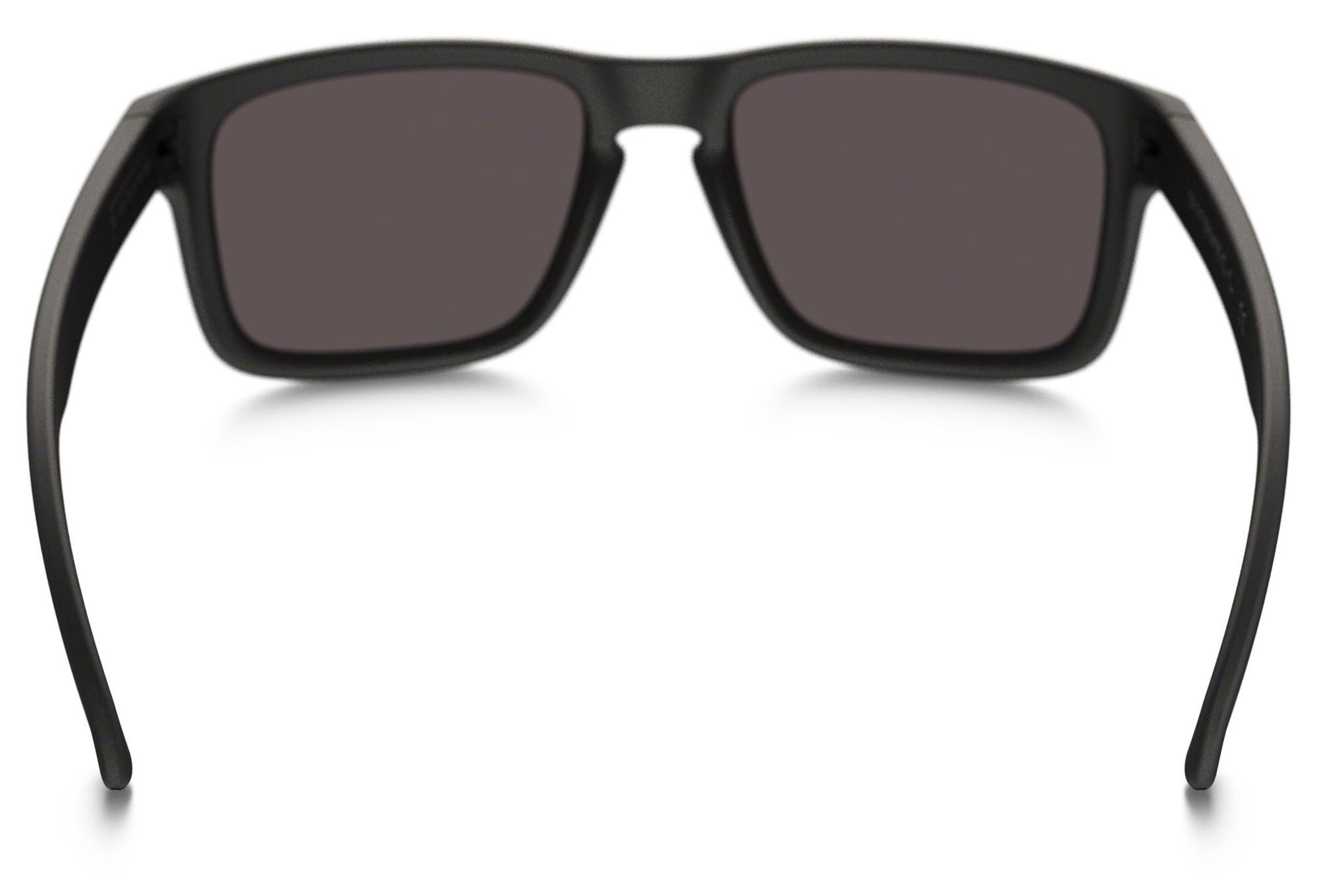 Oakley Holbrook Sunglasses Matte Black   Warm Grey Ref 9102-01 ... ec7098470d