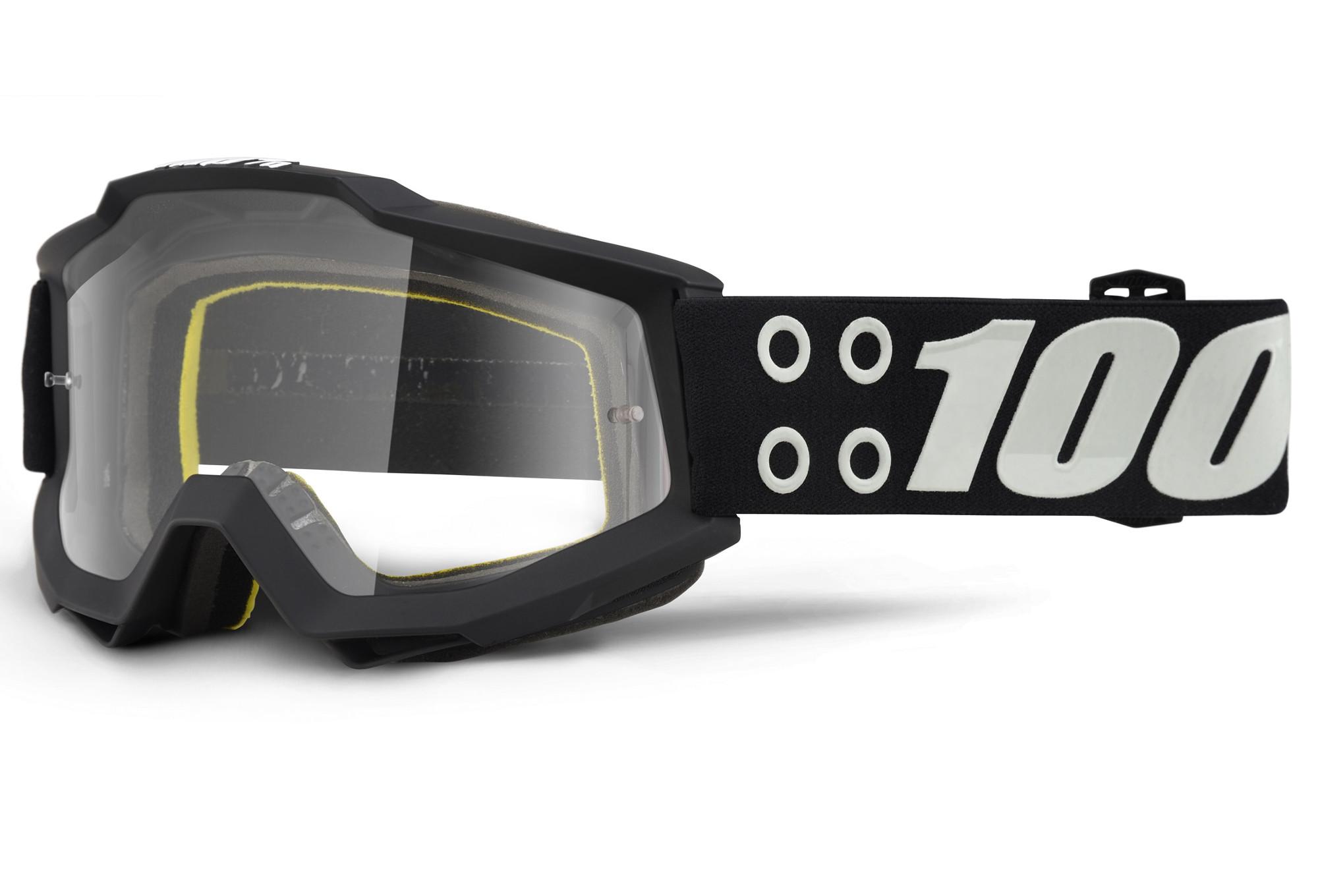 100 masque accuri defcon 1 noir ecran transparent. Black Bedroom Furniture Sets. Home Design Ideas