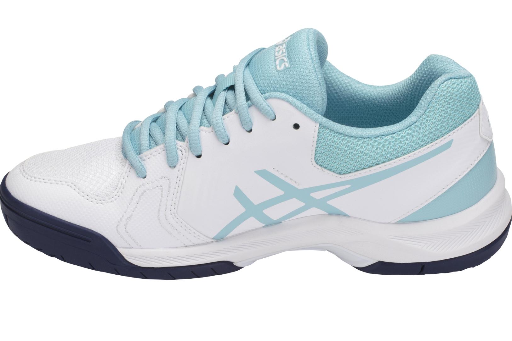 Asics Gel-Dedicate 5 E757Y-0114 Femme Chaussures de tennis Rose ... 3908118d4673