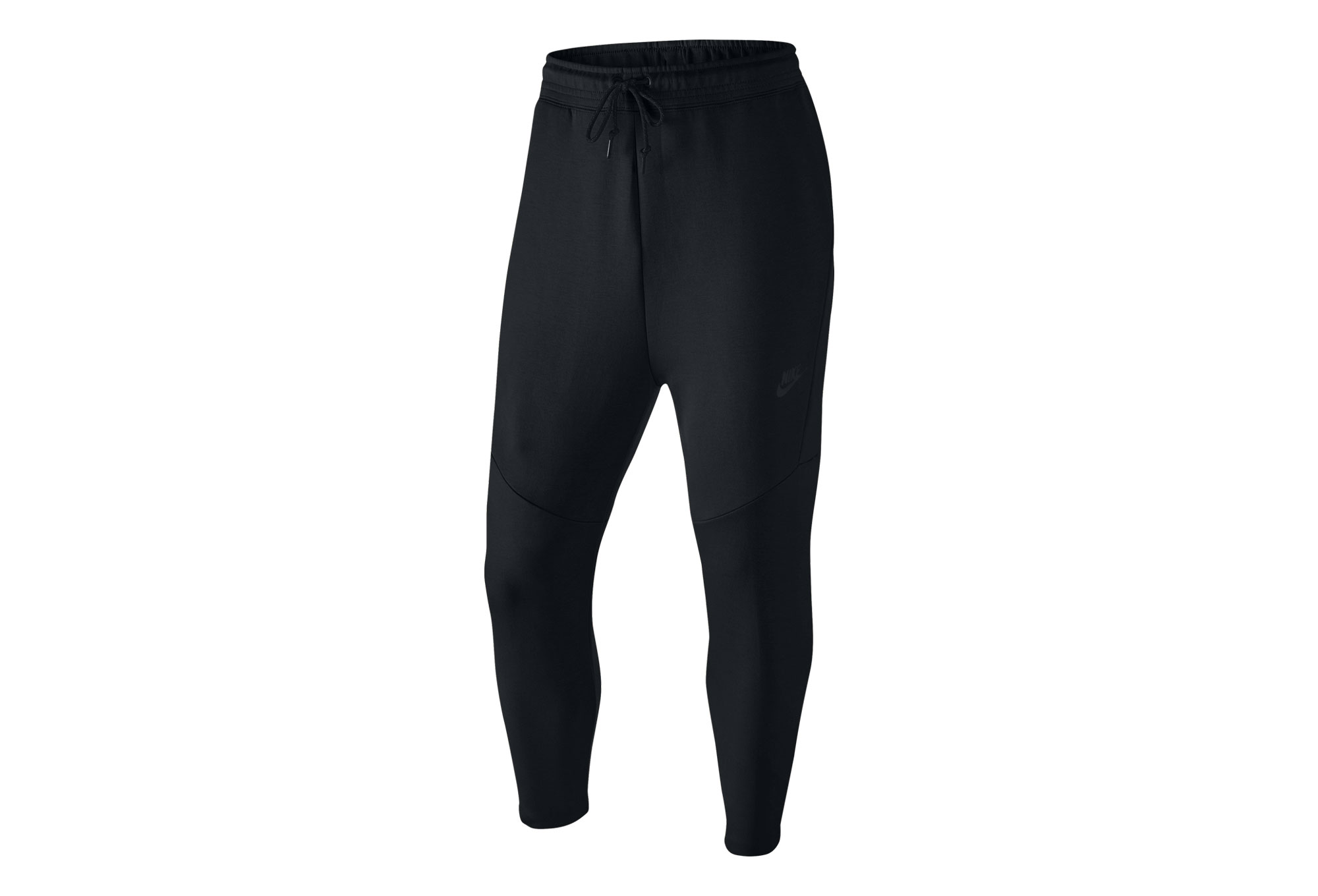 nike pantalon tech fleece cropped noir homme. Black Bedroom Furniture Sets. Home Design Ideas