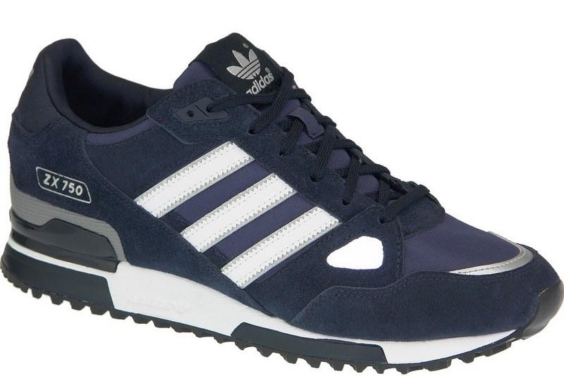 grossiste bd707 4ebb3 Adidas ZX 750 G40159 Bleu