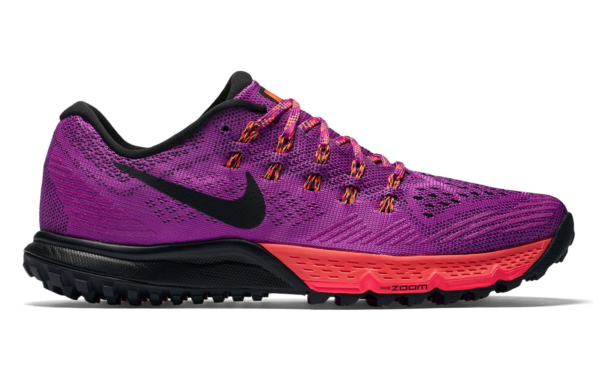 half off 668cd fdb12 Chaussures de Trail Femme Nike ZOOM TERRA KIGER 3 Violet