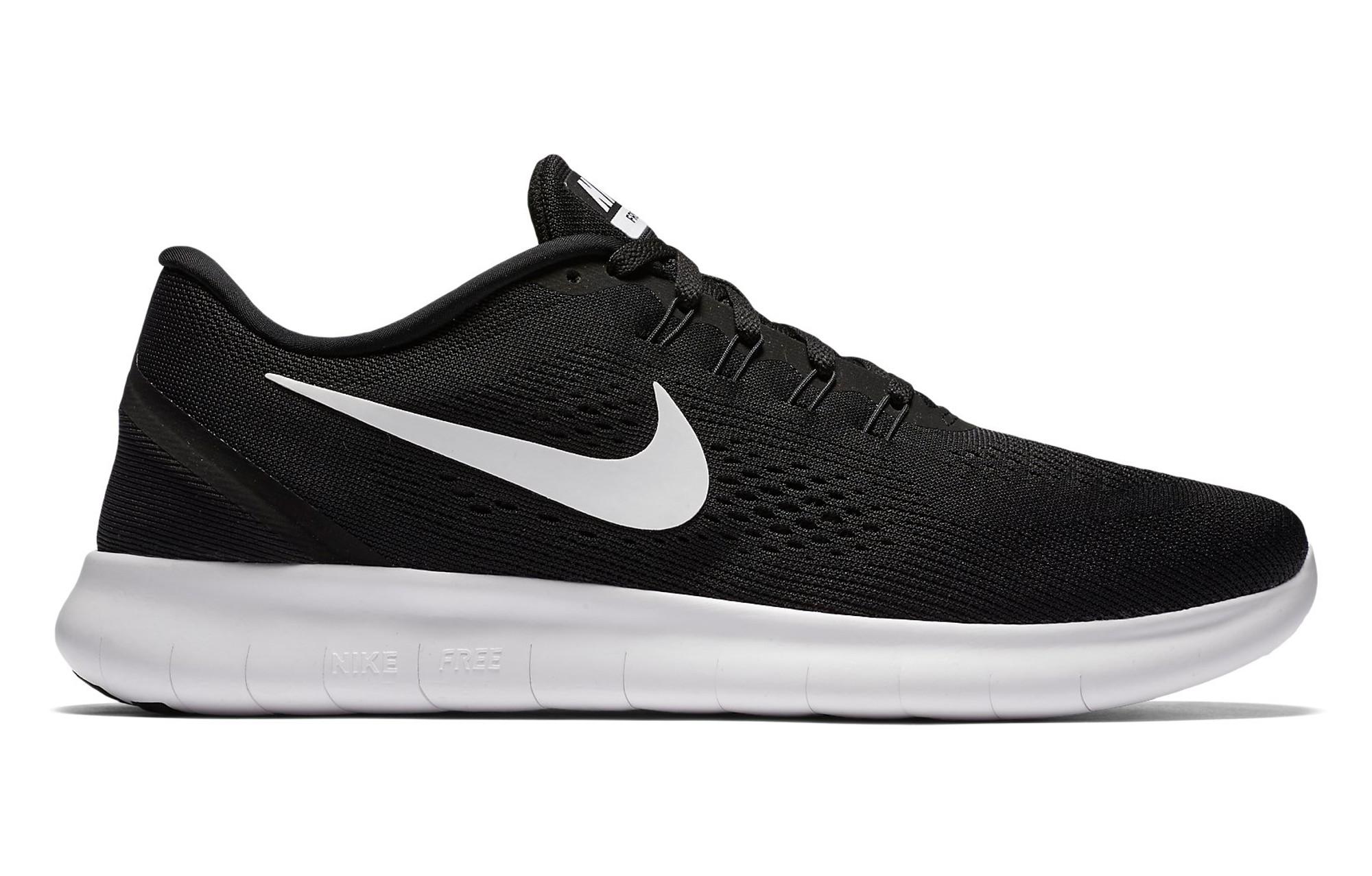 De Running Nike Chaussures Free Noir Rn cTl13FKJ