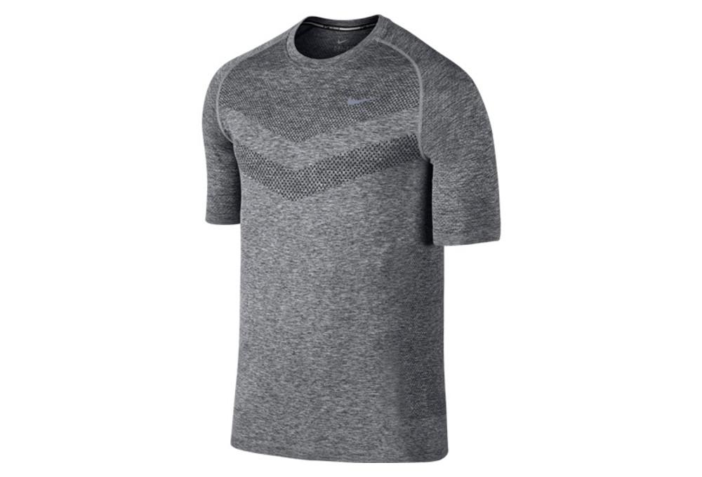 2bb64961 NIKE Shirt DRI-FIT KNIT Grey Men   Alltricks.com