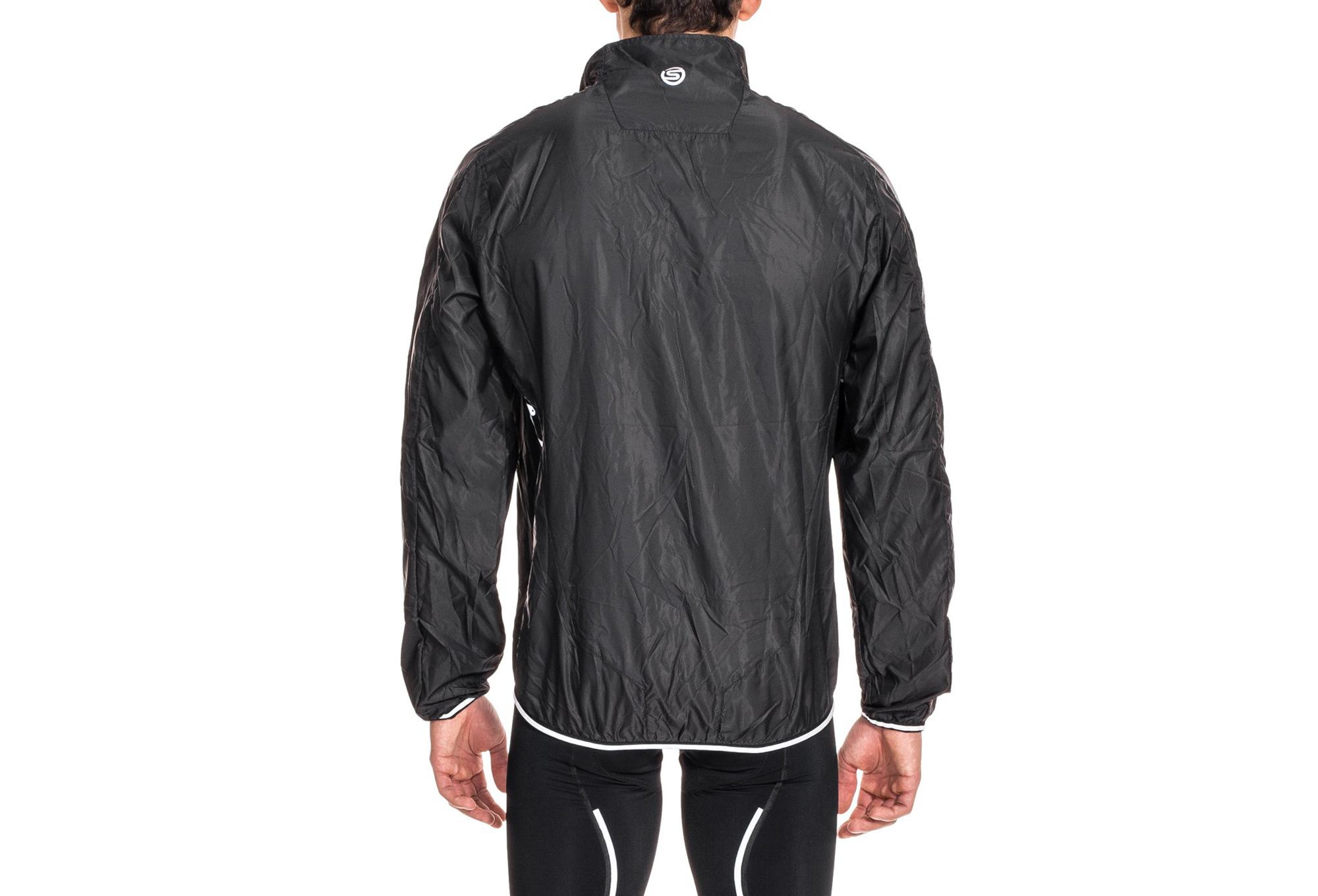 veste coupe vent skins cycle homme noir. Black Bedroom Furniture Sets. Home Design Ideas