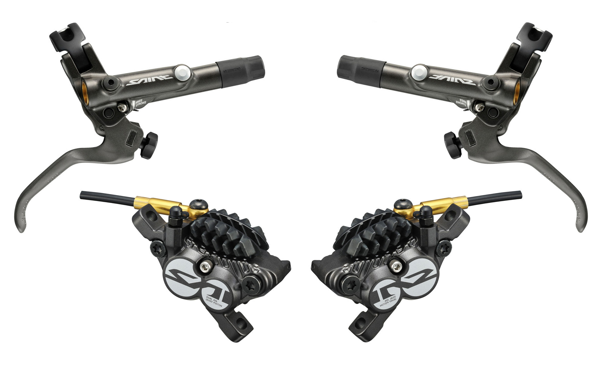 Vélo Frein Hydraulique Entretoises-Pour Shimano SRAM et Multi-packs