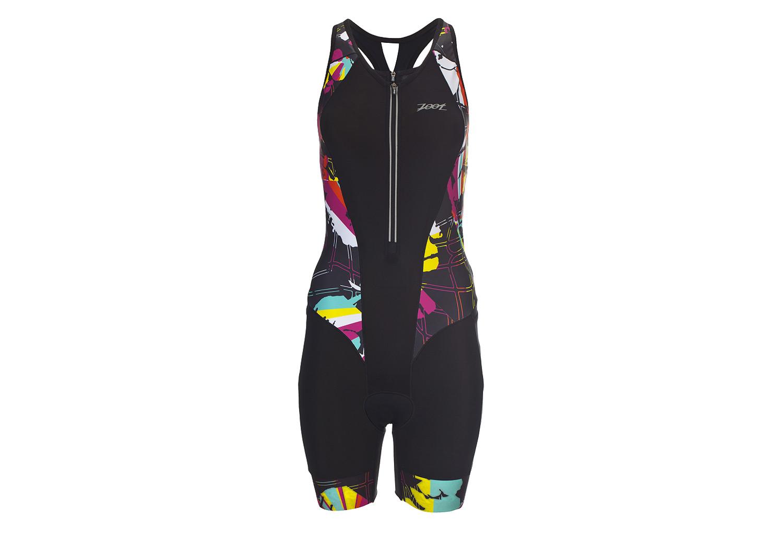 Zoot Combinaison Tri Fonctions Ultra Tri Racesuit Noir