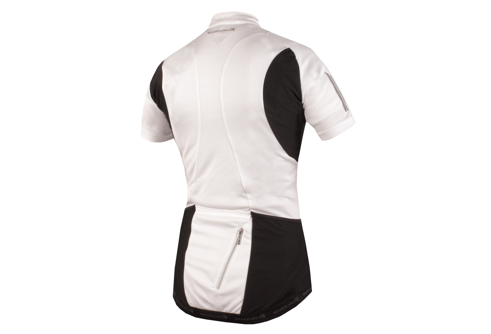 1398a2779 Short sleeve jersey ENDURA FS260-PRO White Female